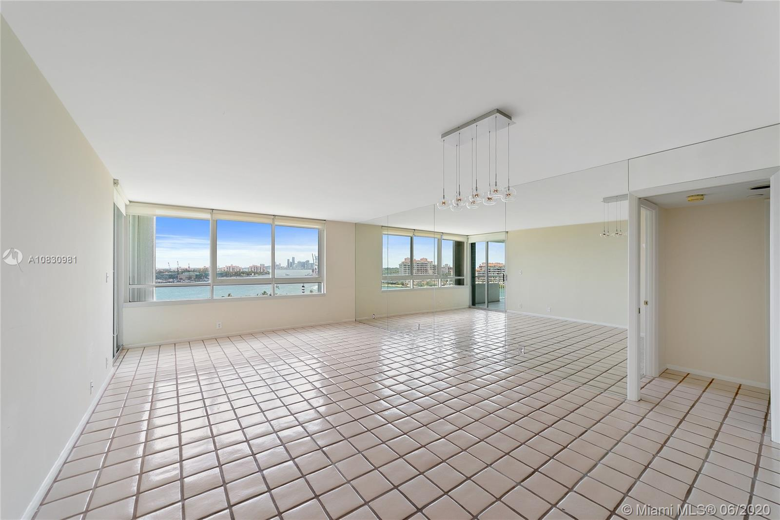 400 S Pointe Dr #1001 For Sale A10830981, FL
