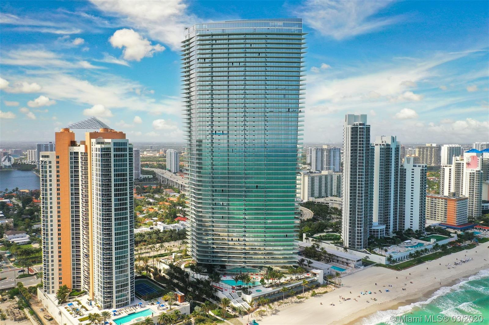 18975  Collins Ave #3605 For Sale A10824323, FL