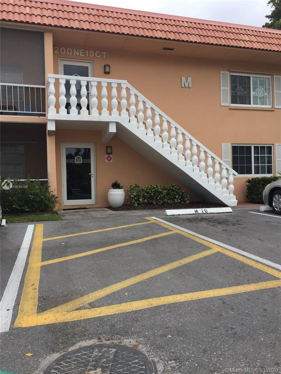 Reduced.Top Floor, Spacious, Immaculate, and Bright Unit. Light Colors and Large Marble Flooring in Liv/Ding Areas, Kit, Hall, and Bedrms; Tile in Baths. Kit w/Newer  GE Suite of Appliances, Pantry and Quiet Disposer. Newer Water Heater, A/C, Toto Toilets, and Kohler Bath Faucets. Screened/Tiled Balcony w/Canal and Courtyard View. Rolladen Hurricane Shutters on Bed Windows. Guest Bath w/Walk-In Shower. Mstr Bath w/Whirlpool Bathtub. Laund Hookups in Walk-In Mstr Bed Closet. Venetian Blinds Window Treatments. Assigned Parking Space M20 in Front of Bldg Door. Community Pool, Clubhouse, and Tennis. Separate Additional Monthly Condo Assoc Internet/Cable Fee $84.37 Starting 4/1/2020. Sold 'As-Is' for Seller Convenience. In Lieu of Buyer's Inspection, Seller to Provide a 1-Year American​​‌​​​​‌​​‌‌​‌‌‌​​‌‌​‌‌‌​​‌‌​‌‌‌ Home.