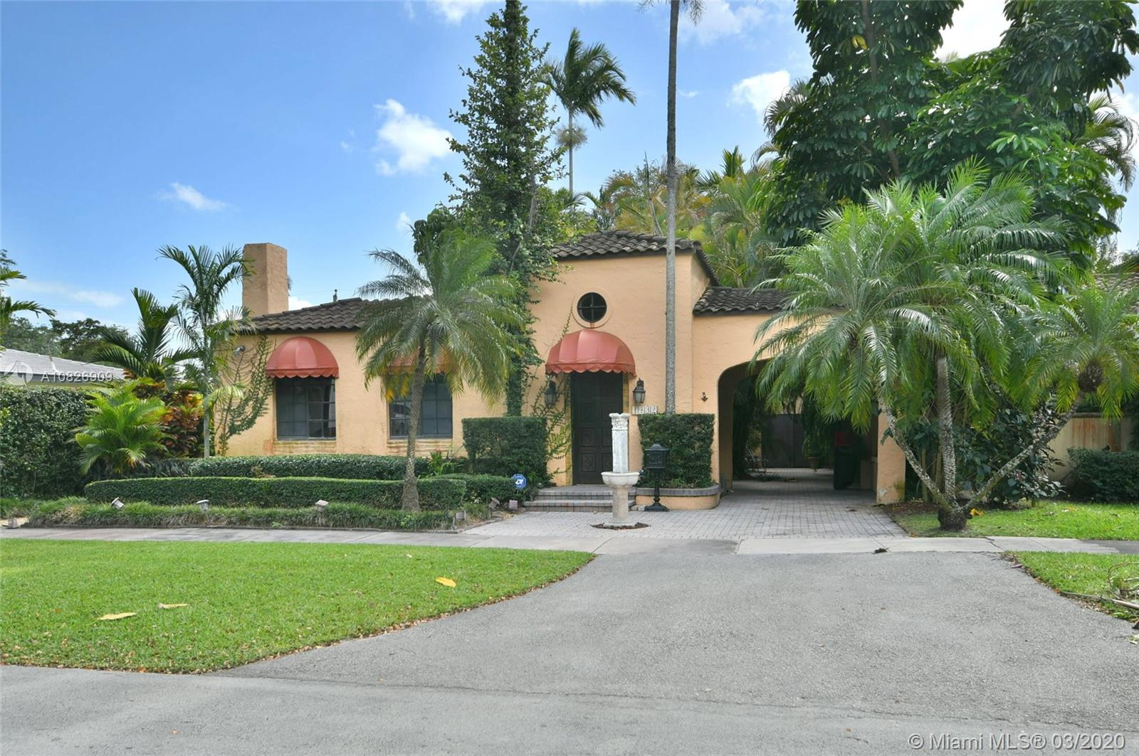 1432  Urbino Ave  For Sale A10826909, FL