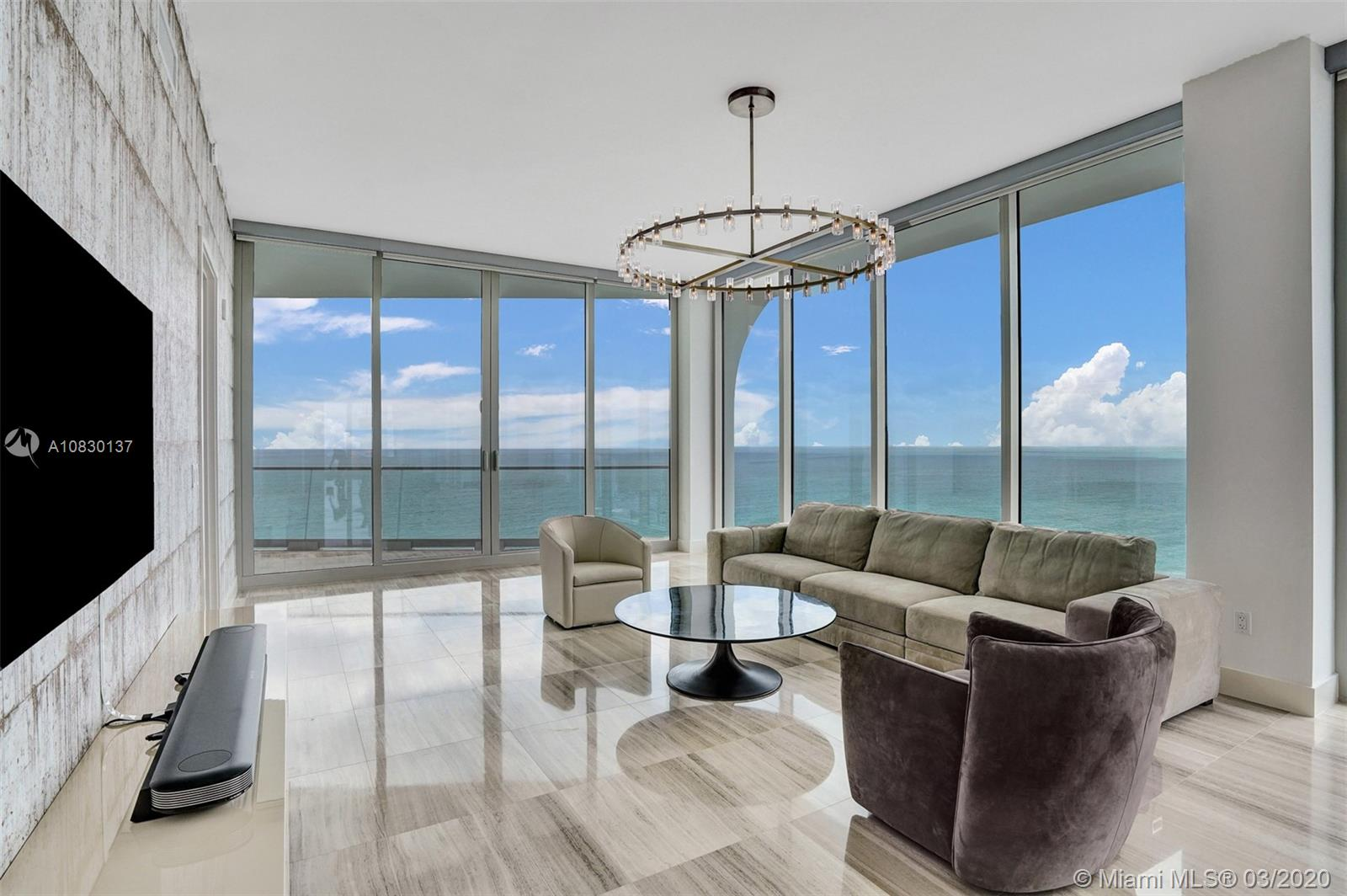 16901  Collins Ave #2501 For Sale A10830137, FL