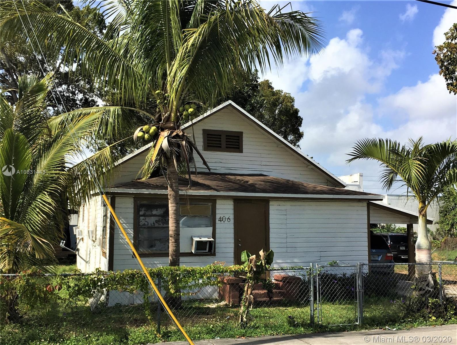 406 NE 1st Rd  For Sale A10831443, FL