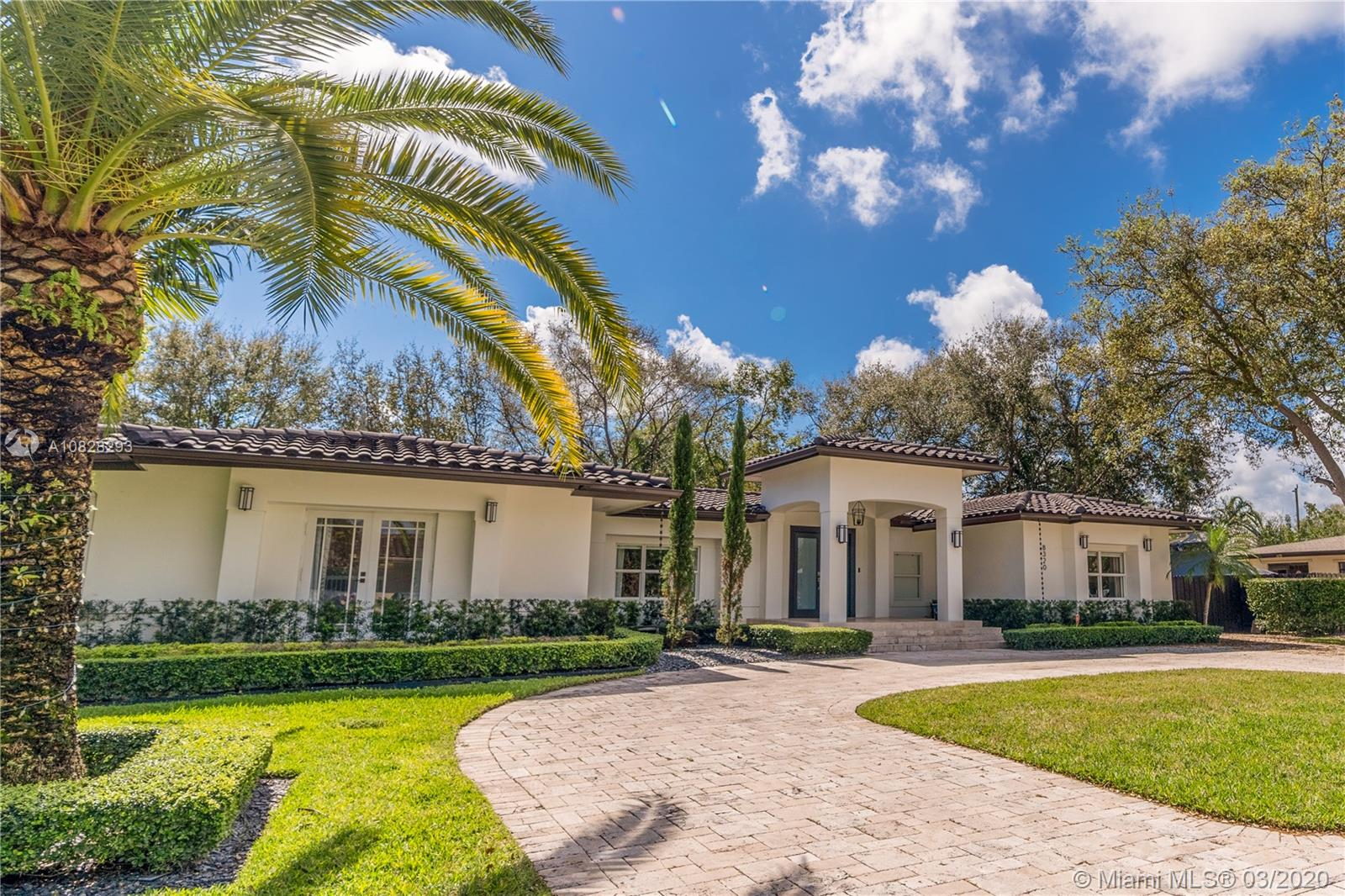 8320 SW 119th St  For Sale A10828293, FL