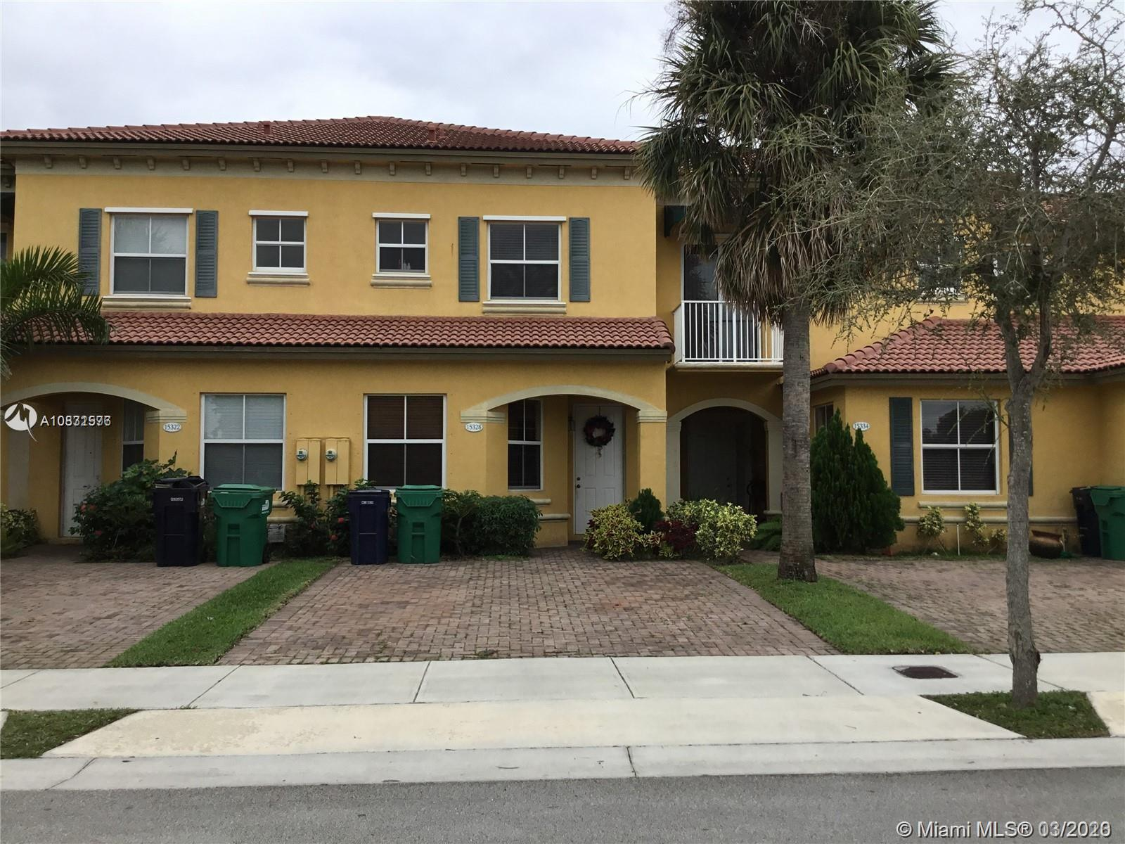 15328 SW 91st St  For Sale A10831576, FL