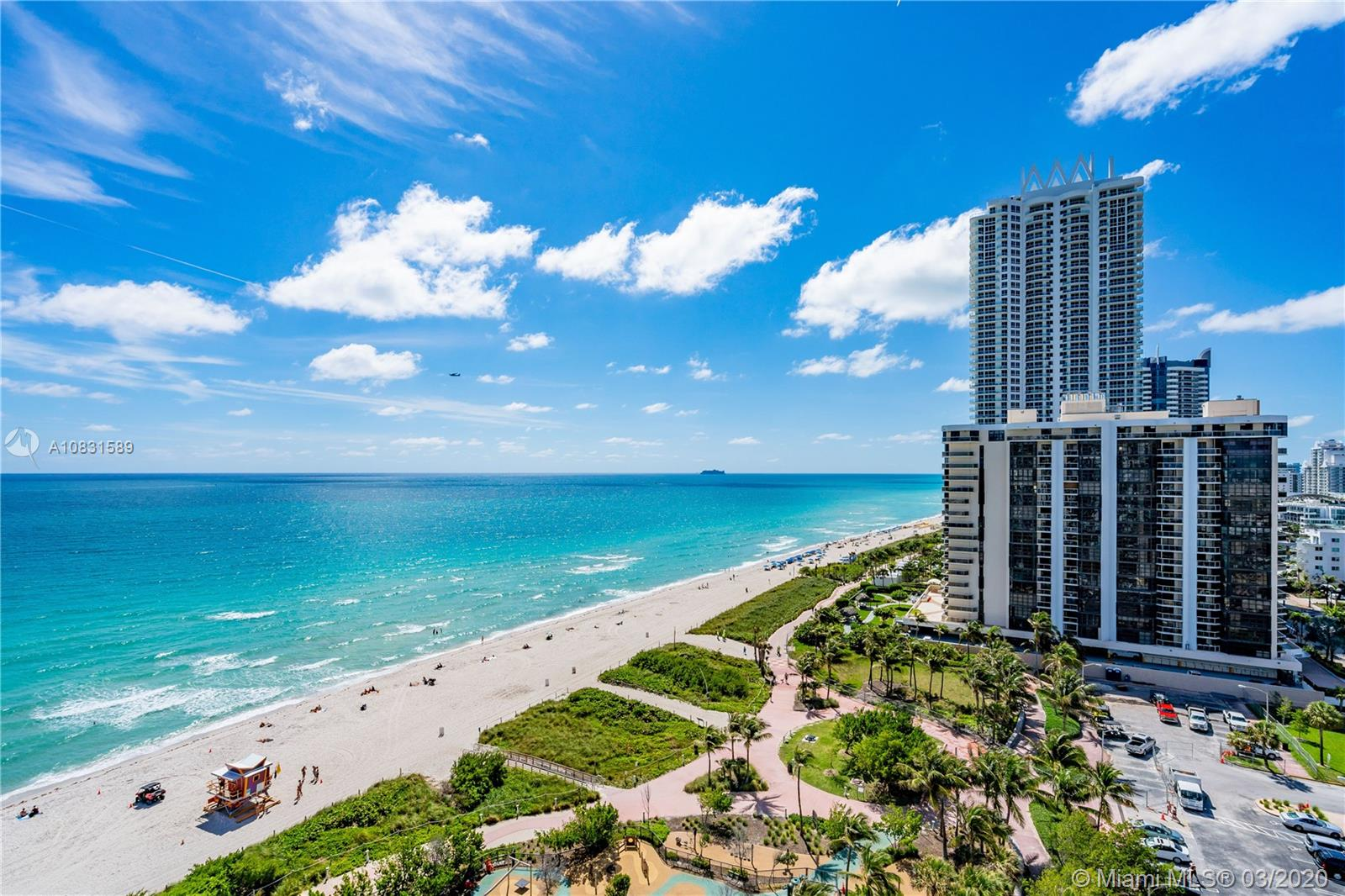 6515  Collins Ave #1405 For Sale A10831589, FL