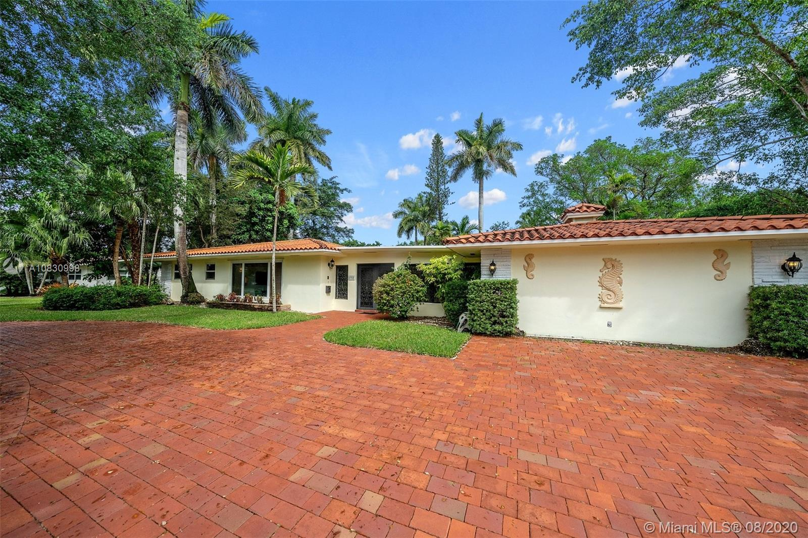 6955 SW 107th St  For Sale A10830998, FL