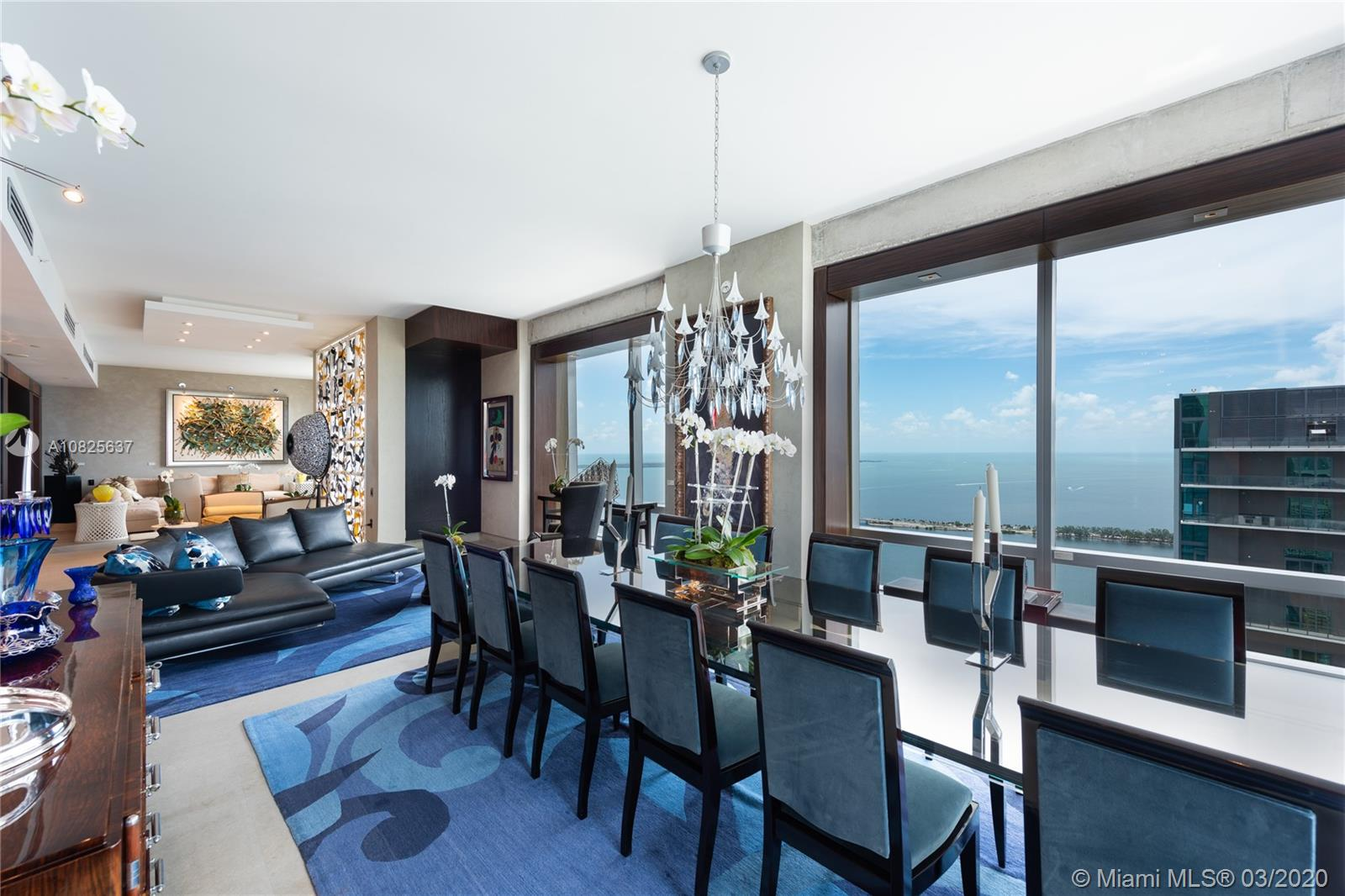 1425  Brickell Ave #60ABC For Sale A10825637, FL