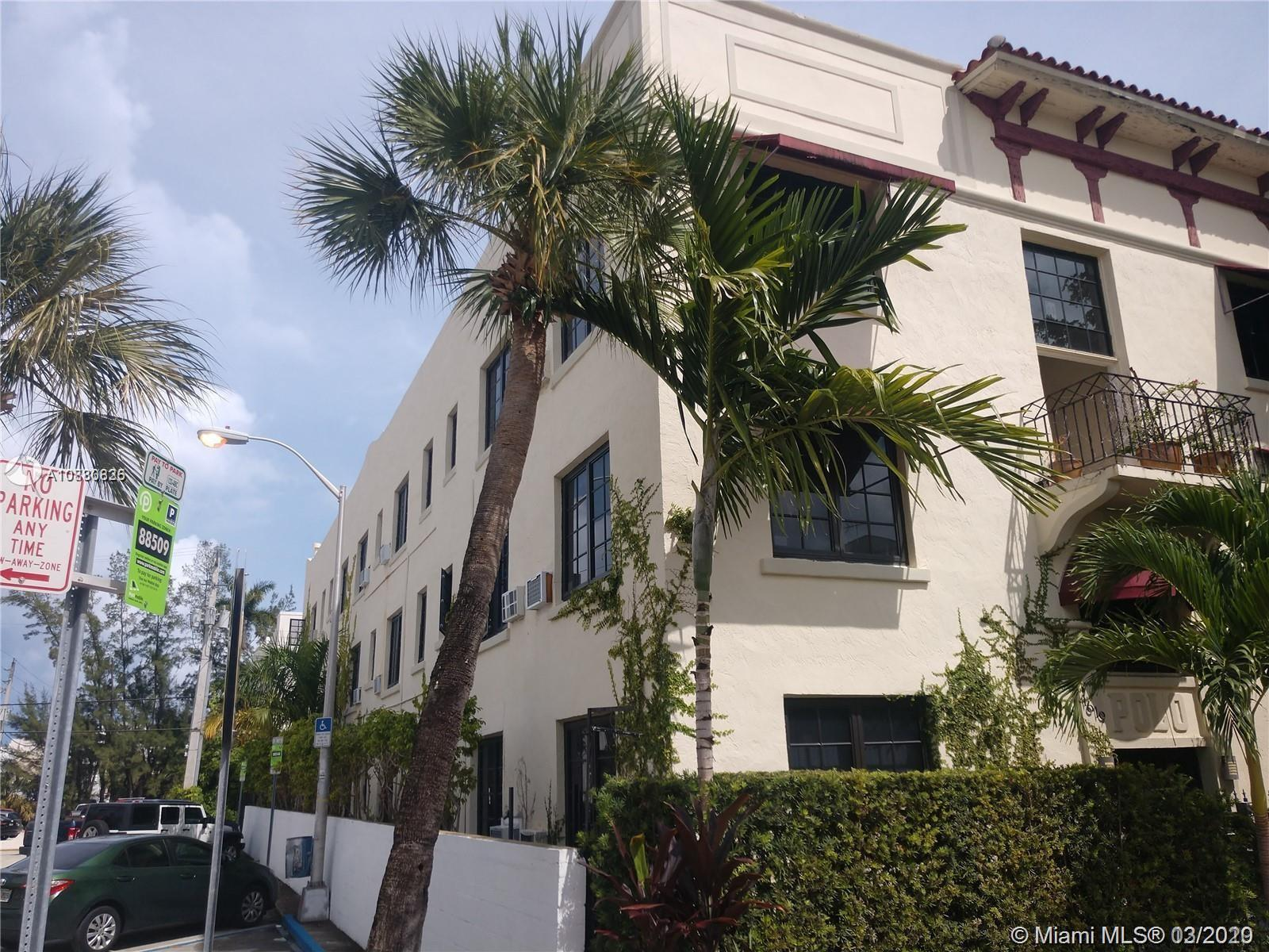 1619  Jefferson Ave #19 For Sale A10830826, FL