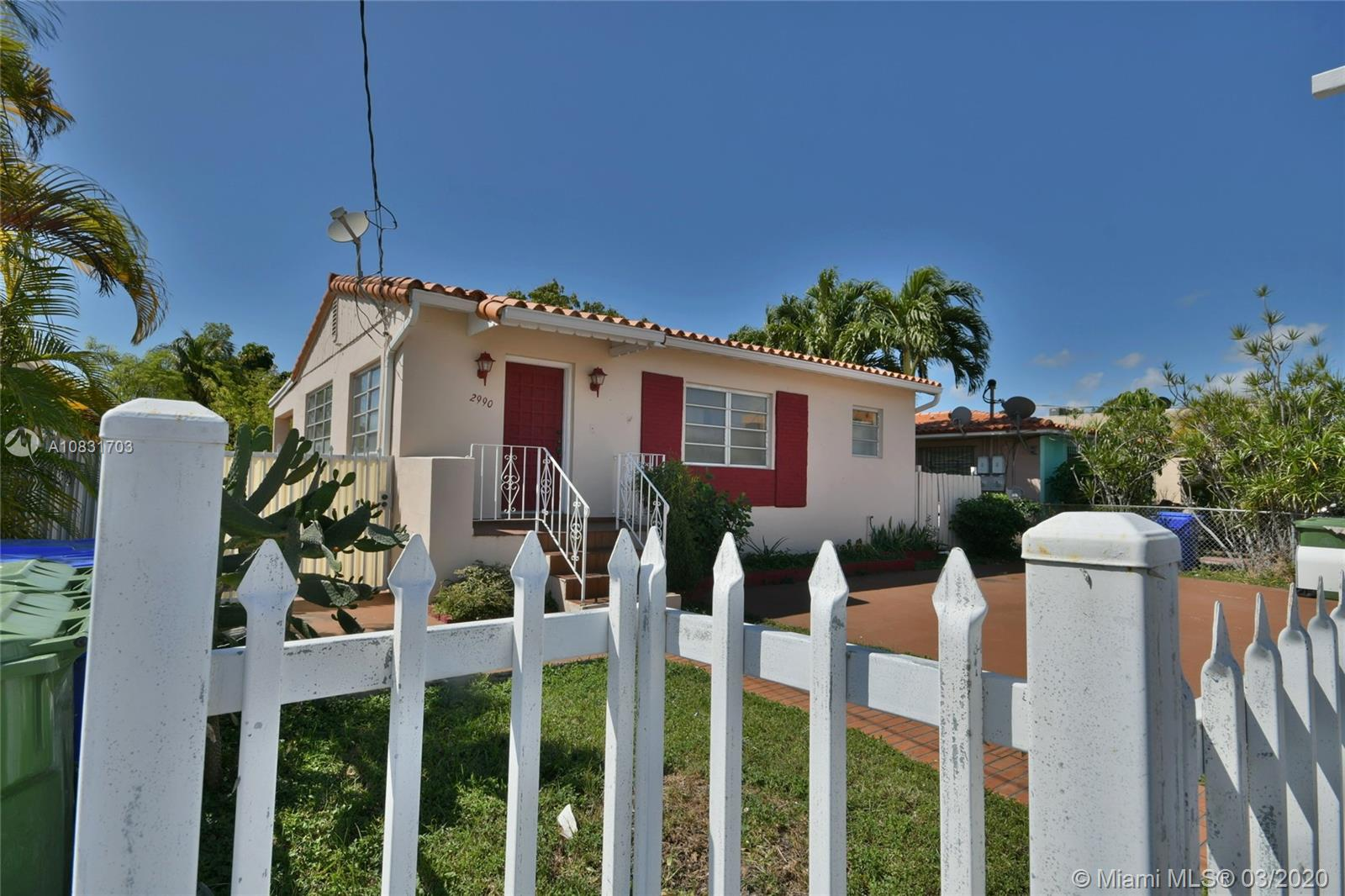 2990 SW 25th St  For Sale A10831703, FL