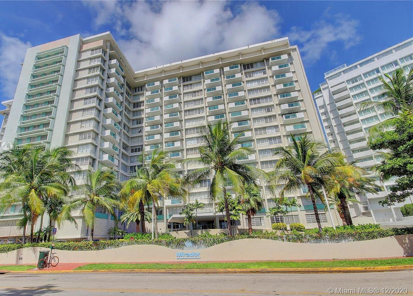 1000  West Ave #719 For Sale A10831325, FL