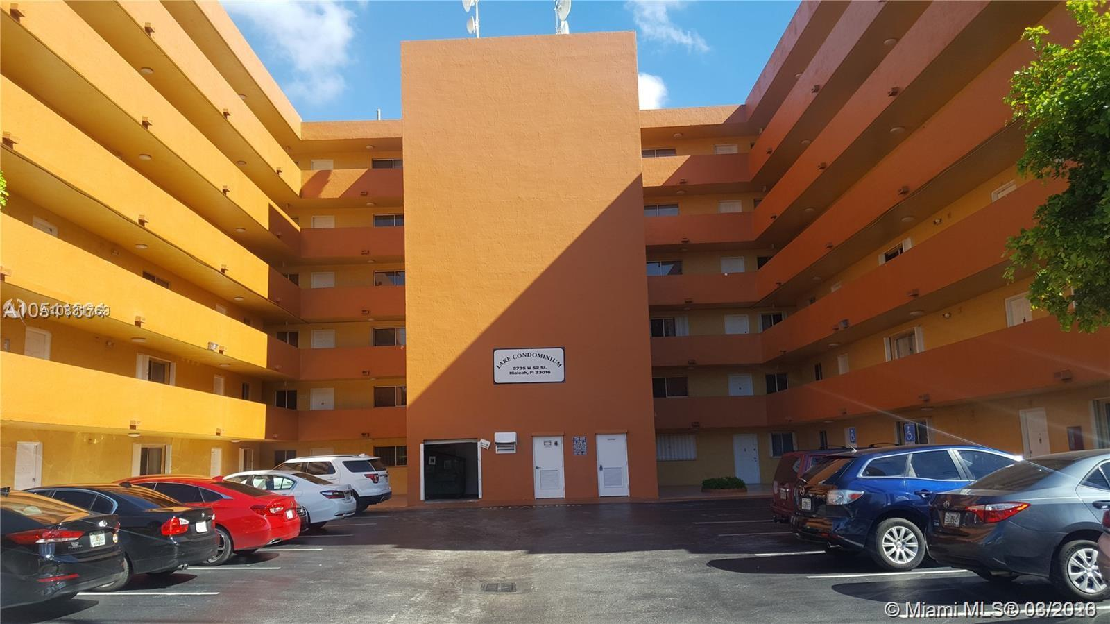 2735 W 52nd St #104 For Sale A10831769, FL