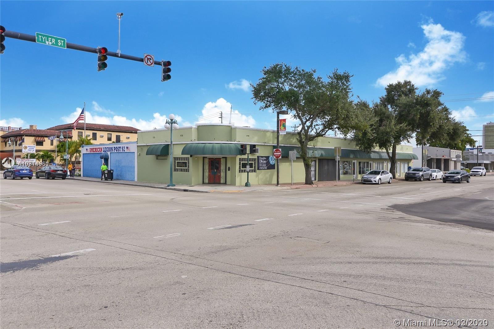 2037  Tyler Street  For Sale A10814961, FL