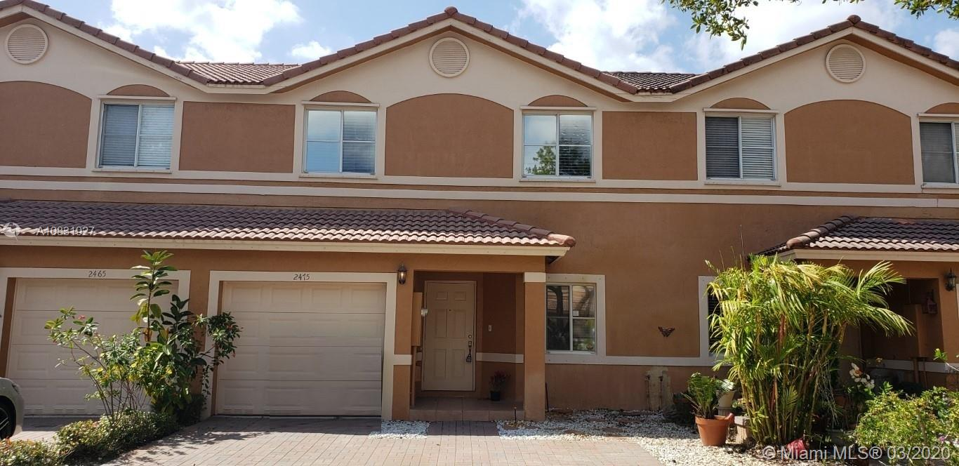 2475 NW 98th Ln  For Sale A10831927, FL