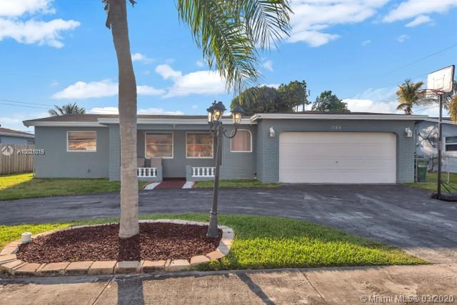 1733 NW 65th Ter, Margate, FL 33063