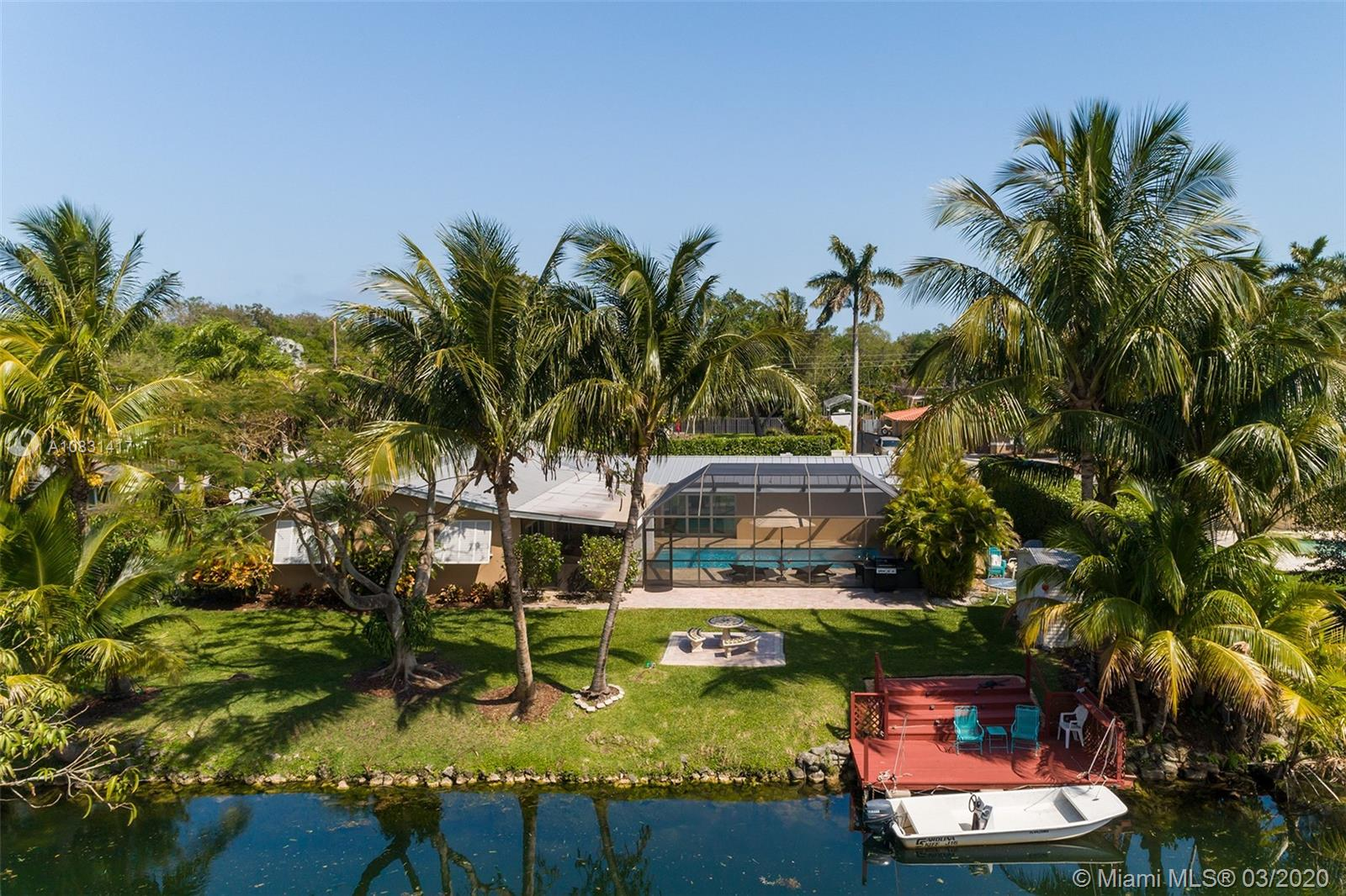14320 SW 78th Ave  For Sale A10831417, FL