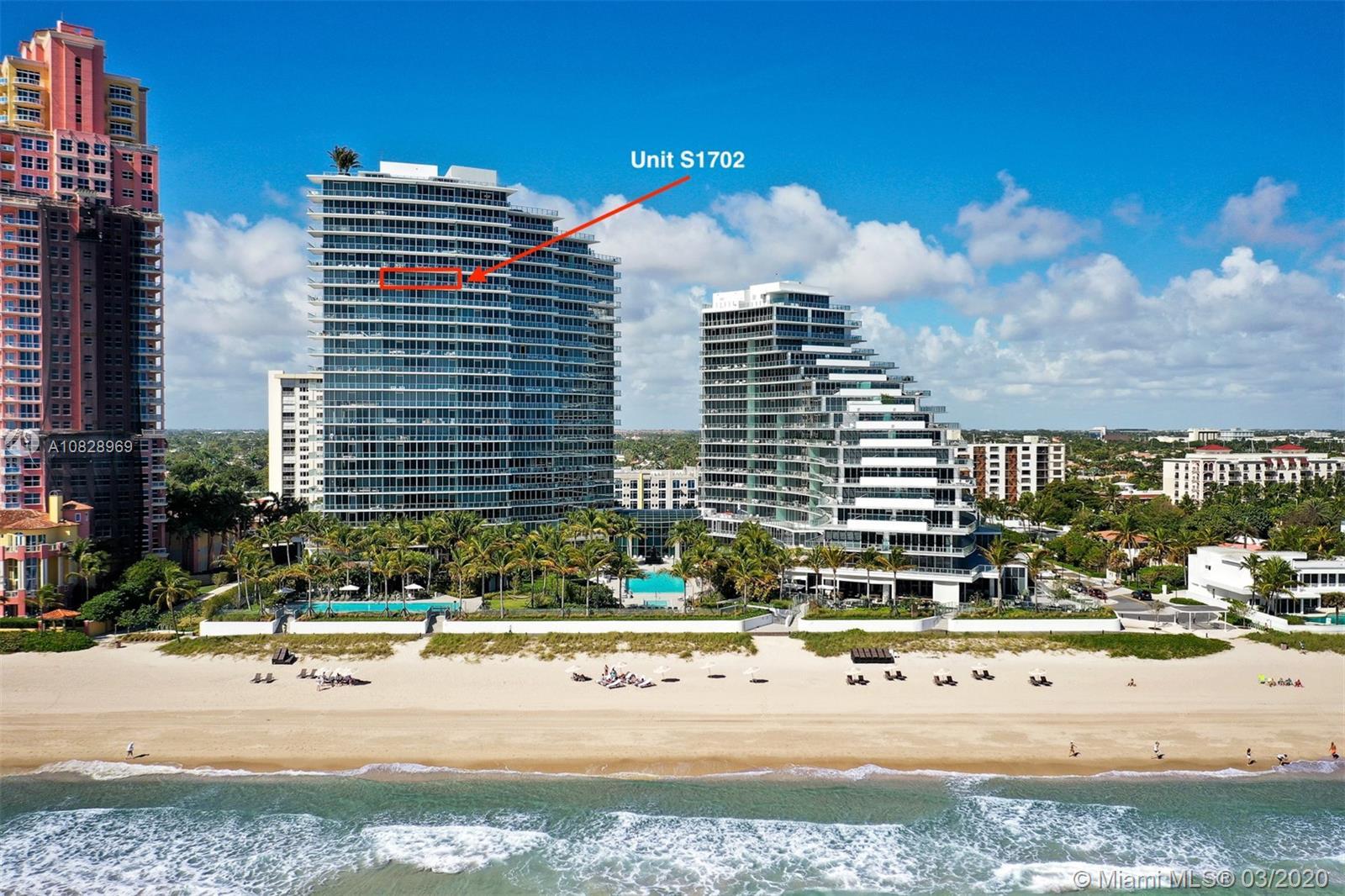 2200 N Ocean Blvd S1702, Fort Lauderdale, FL 33305