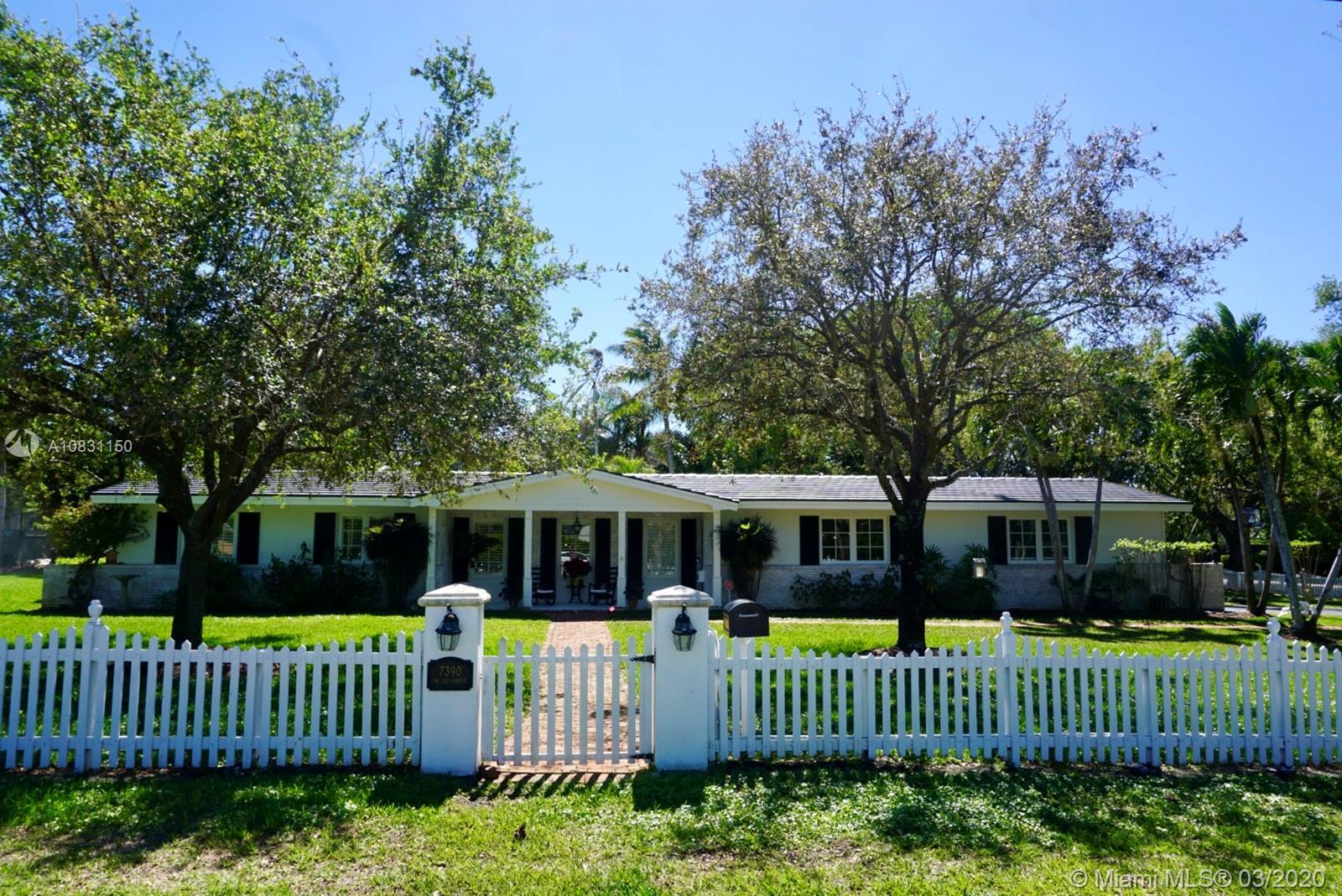 7390 SW 132nd St, Pinecrest, FL 33156