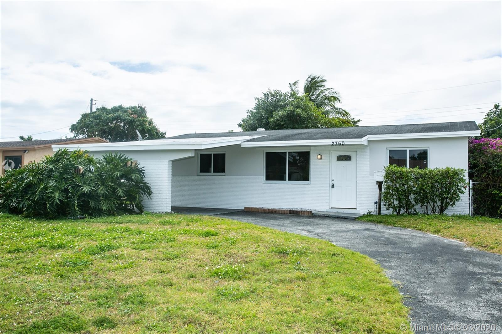 2760 SW 3rd Ct  For Sale A10831481, FL