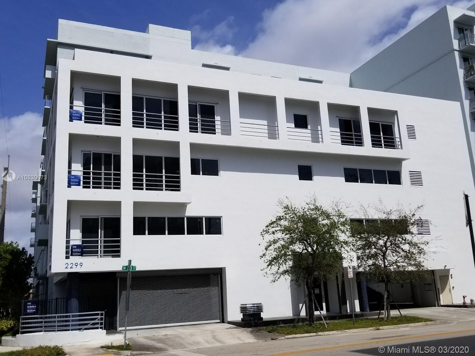 2299 SW 37th Ave #301W For Sale A10830673, FL