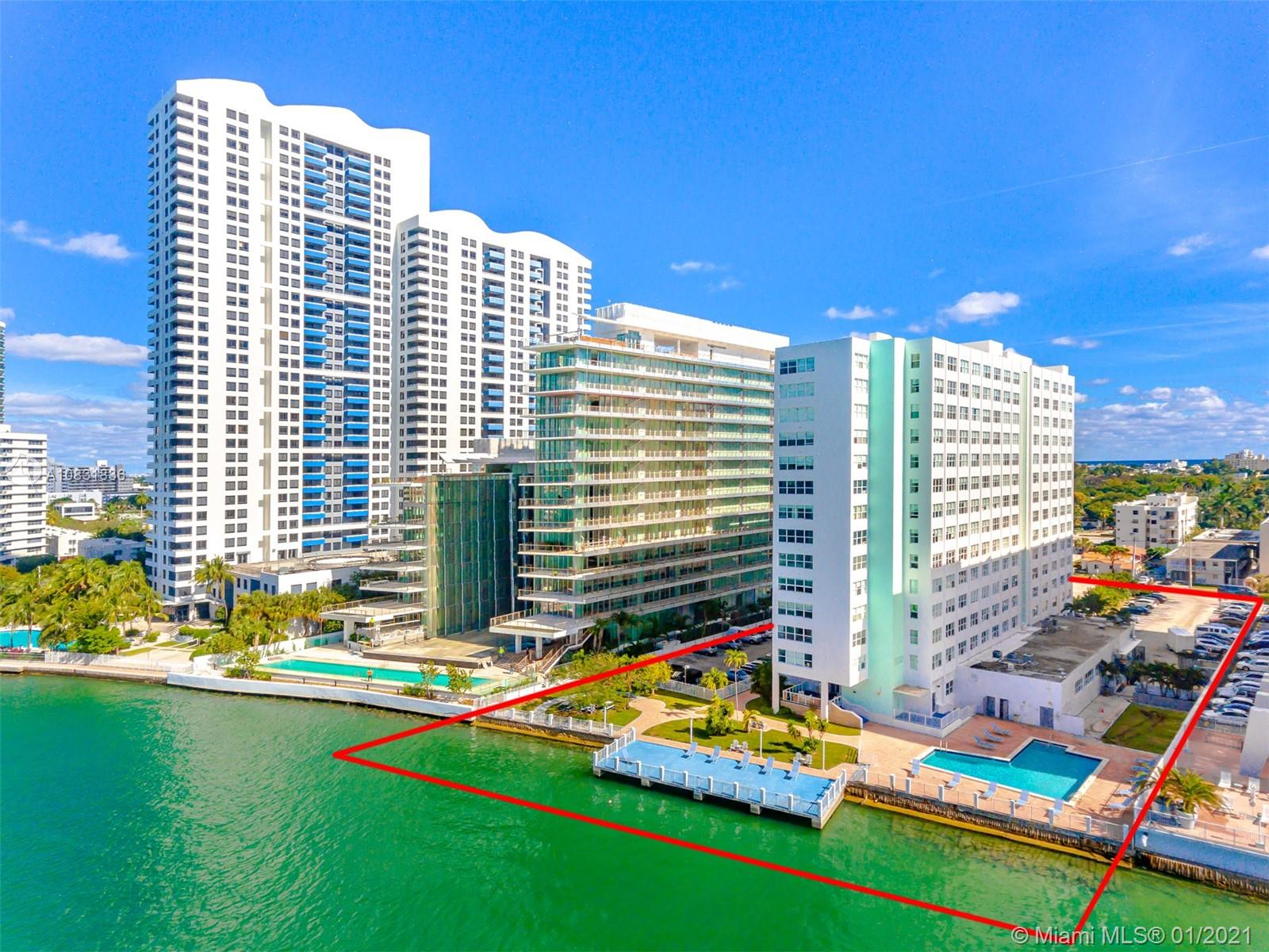 1250  West Ave #5J For Sale A10831836, FL