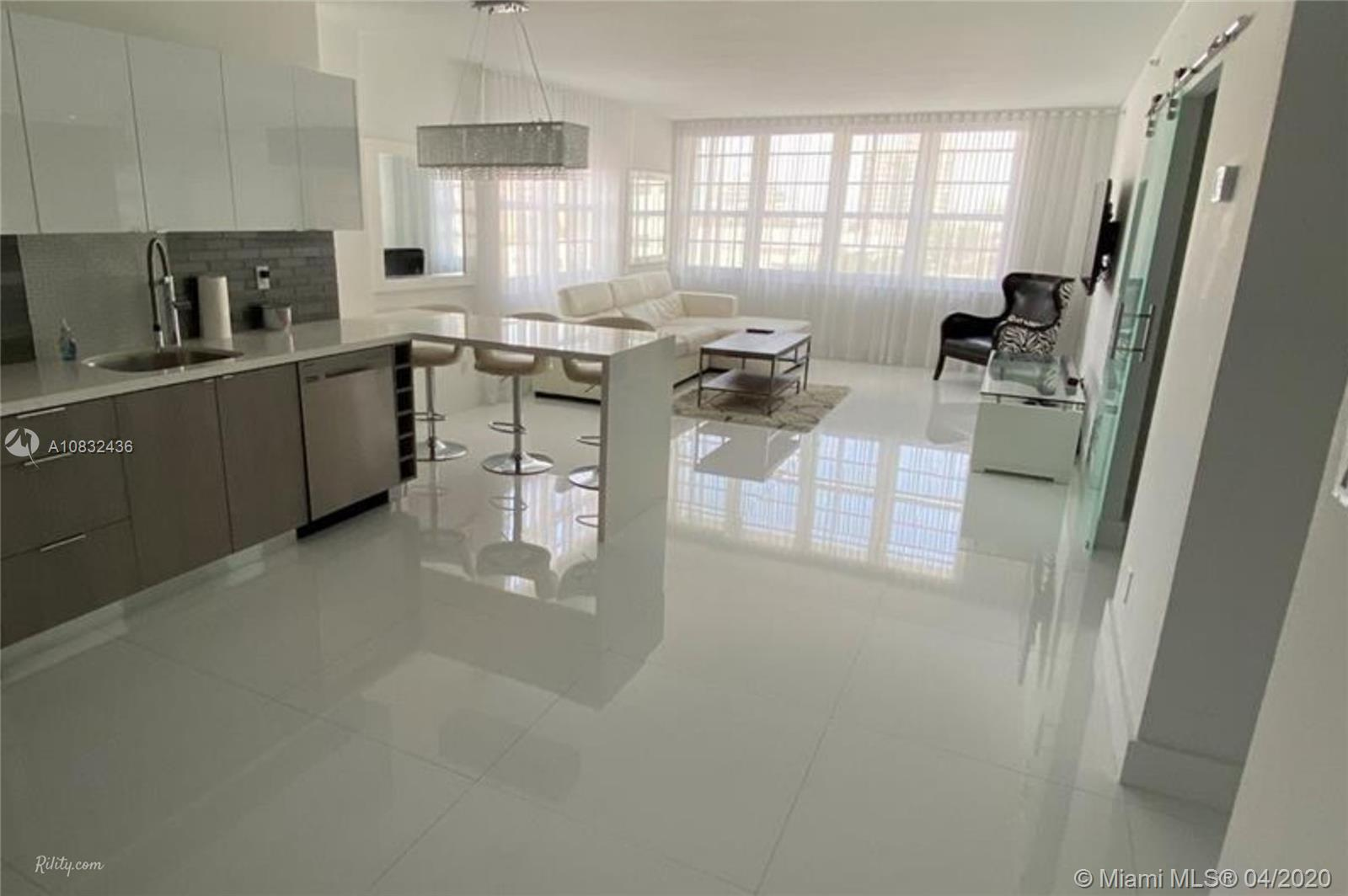 100  Lincoln Rd #614 For Sale A10832436, FL