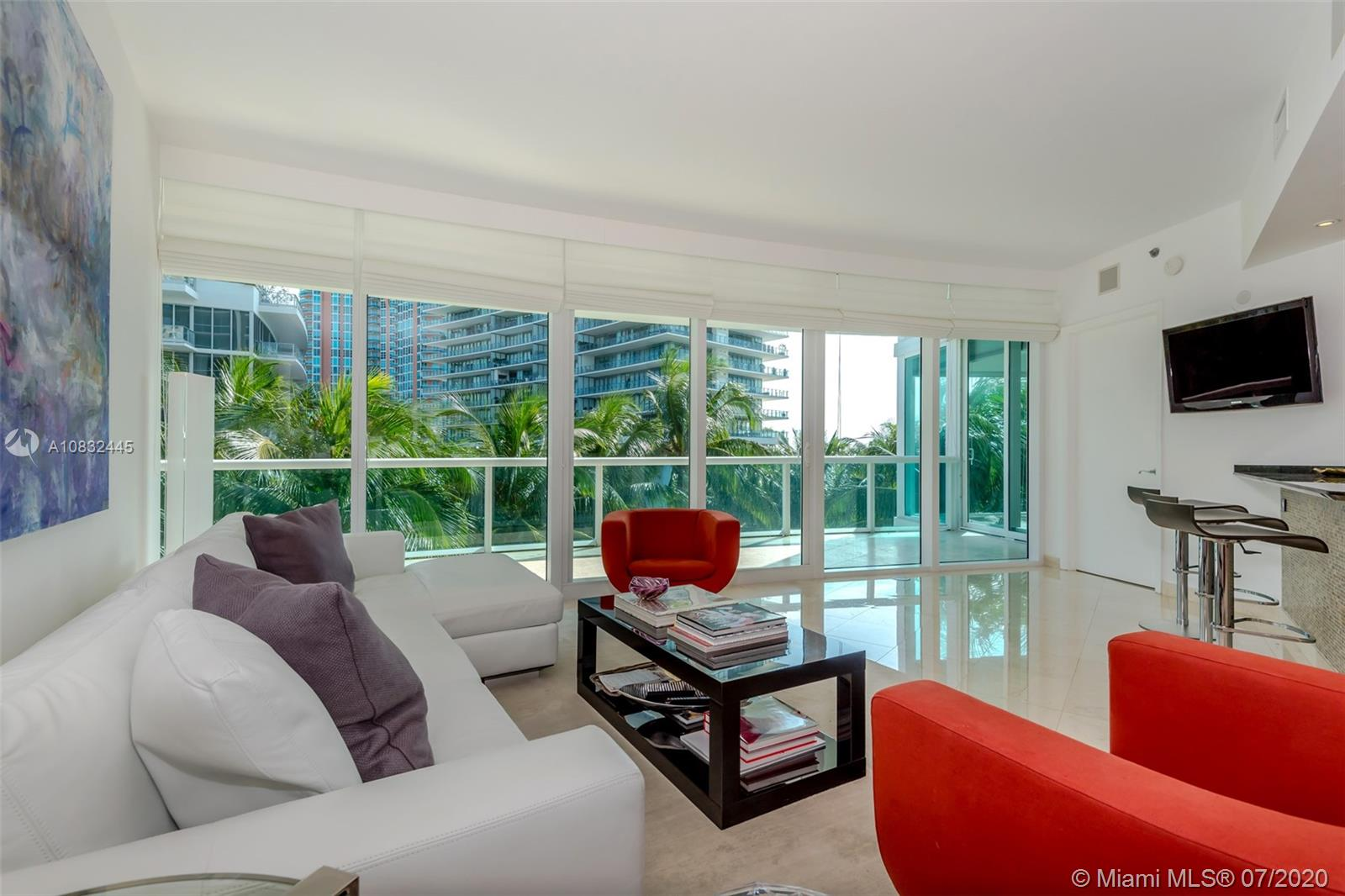 1000 S Pointe Dr #307 For Sale A10832445, FL