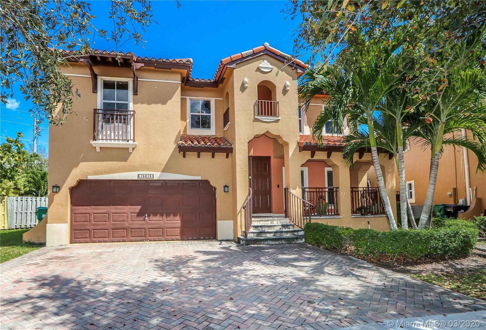 15015 SW 26th Ter  For Sale A10832415, FL