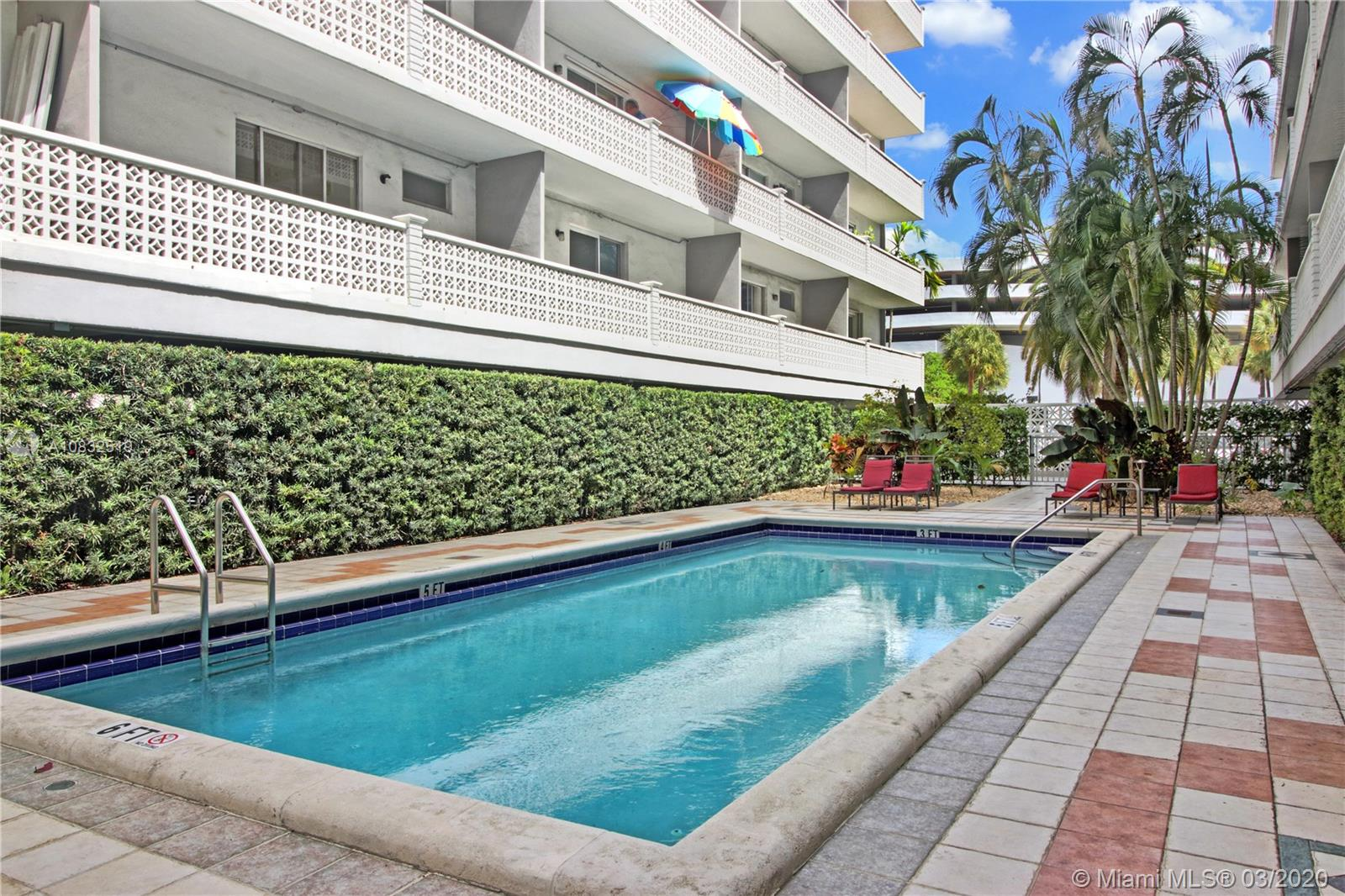 1614  West Ave #301 For Sale A10832519, FL