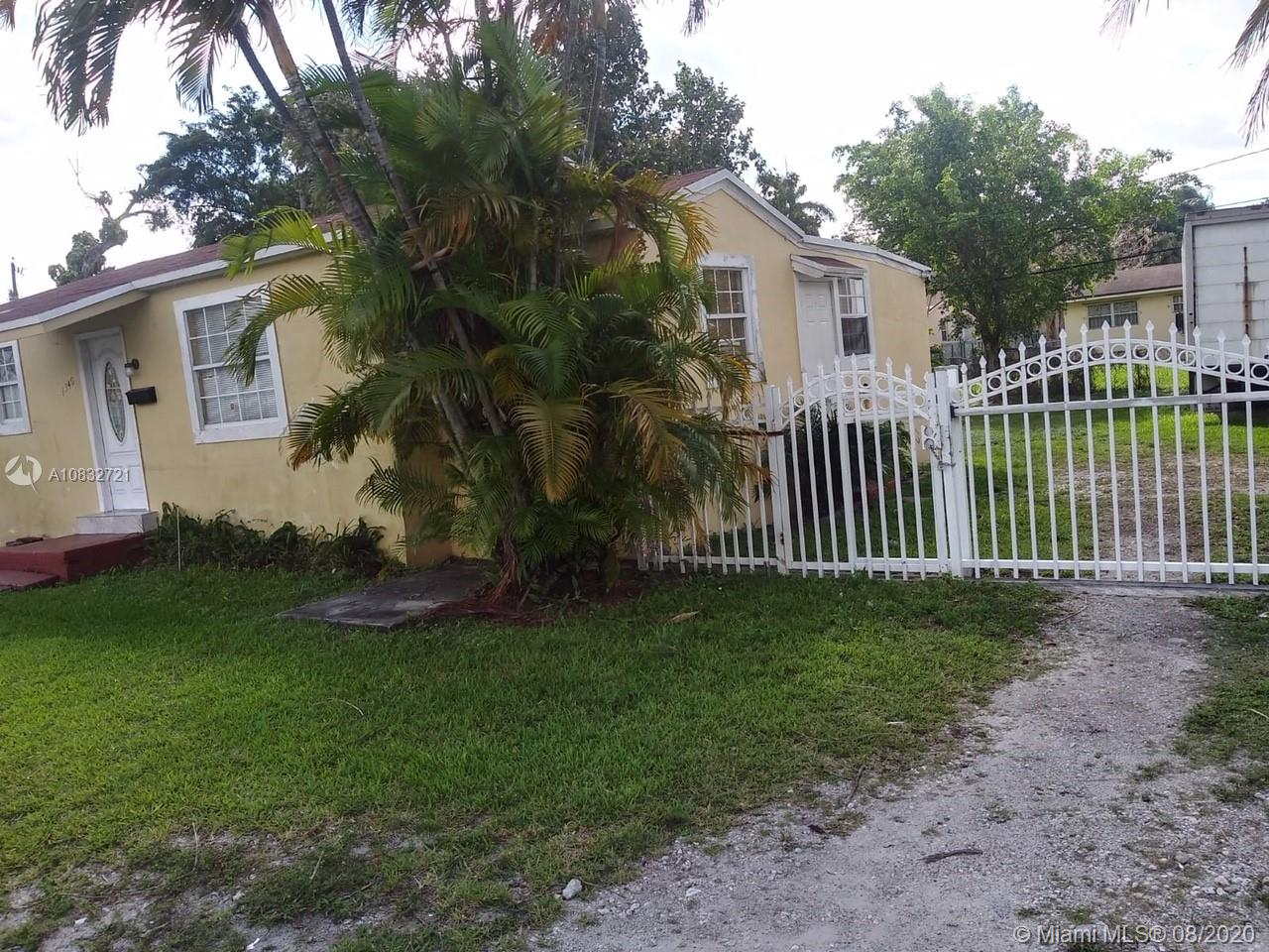 1340 NW 103 St  For Sale A10832721, FL