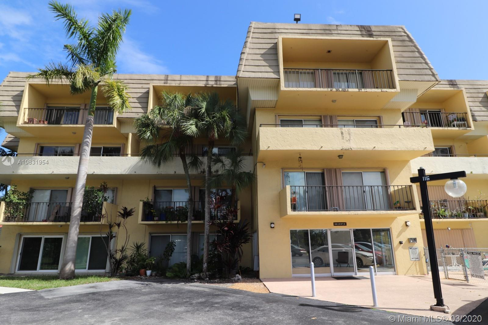 8000 SW 81st Dr #403 For Sale A10831954, FL