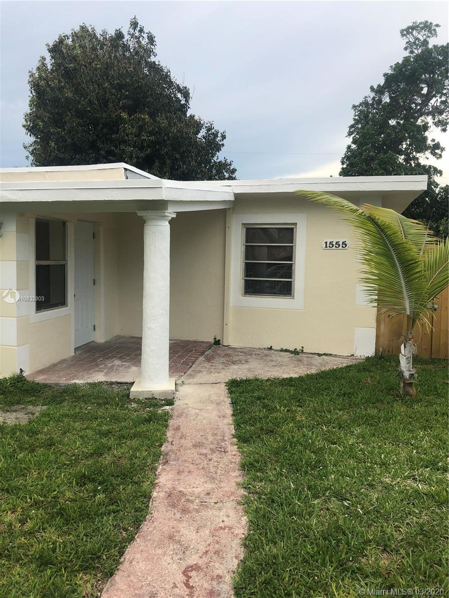 1555 NW 122nd St  For Sale A10832803, FL