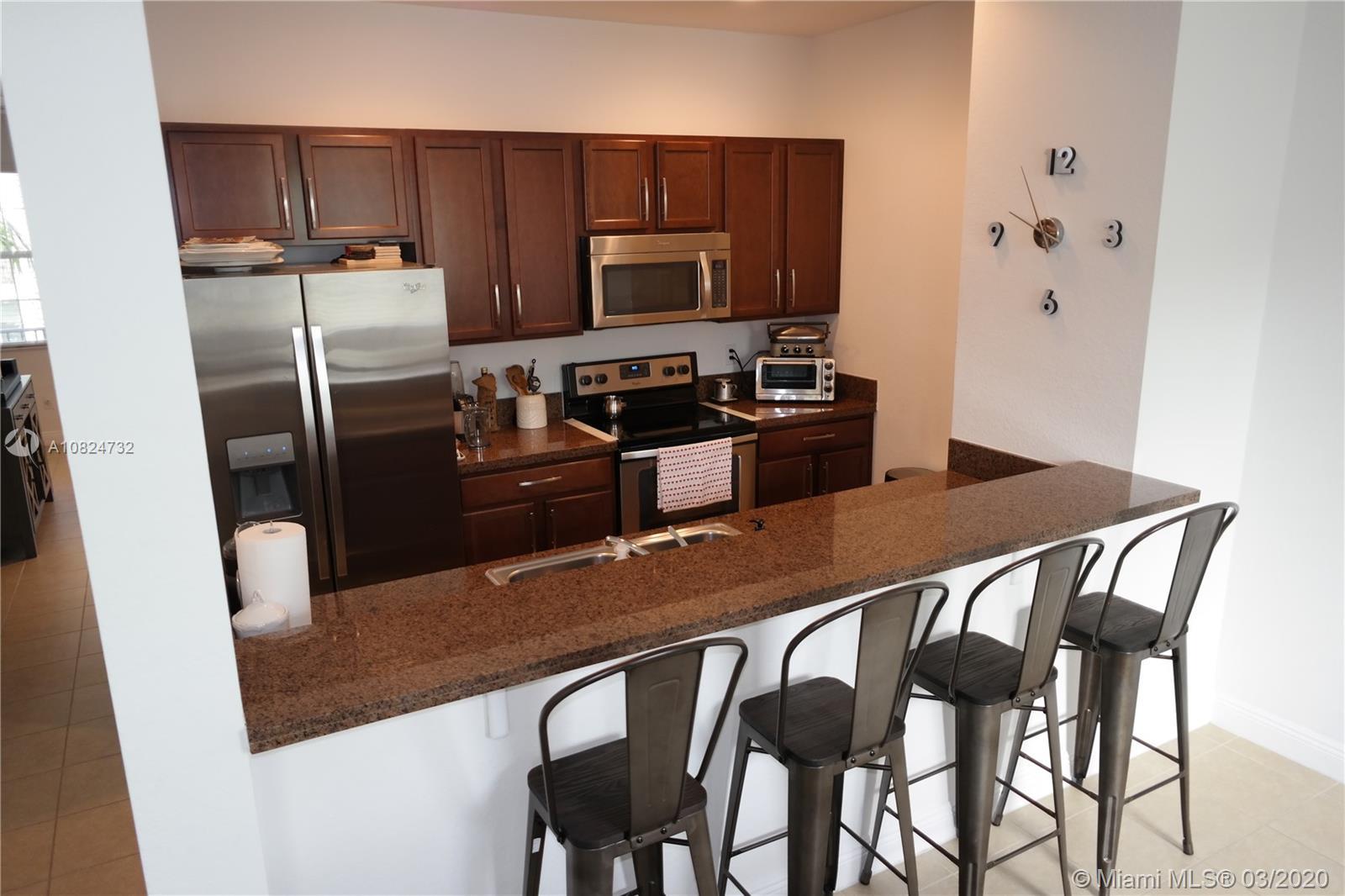 2544 SW 119TH TER #1308 For Sale A10824732, FL