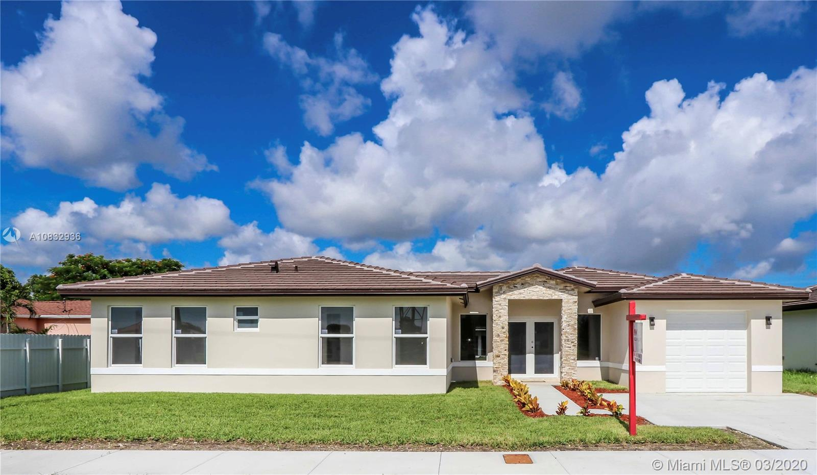 18005  SW 111 CT.  For Sale A10832936, FL