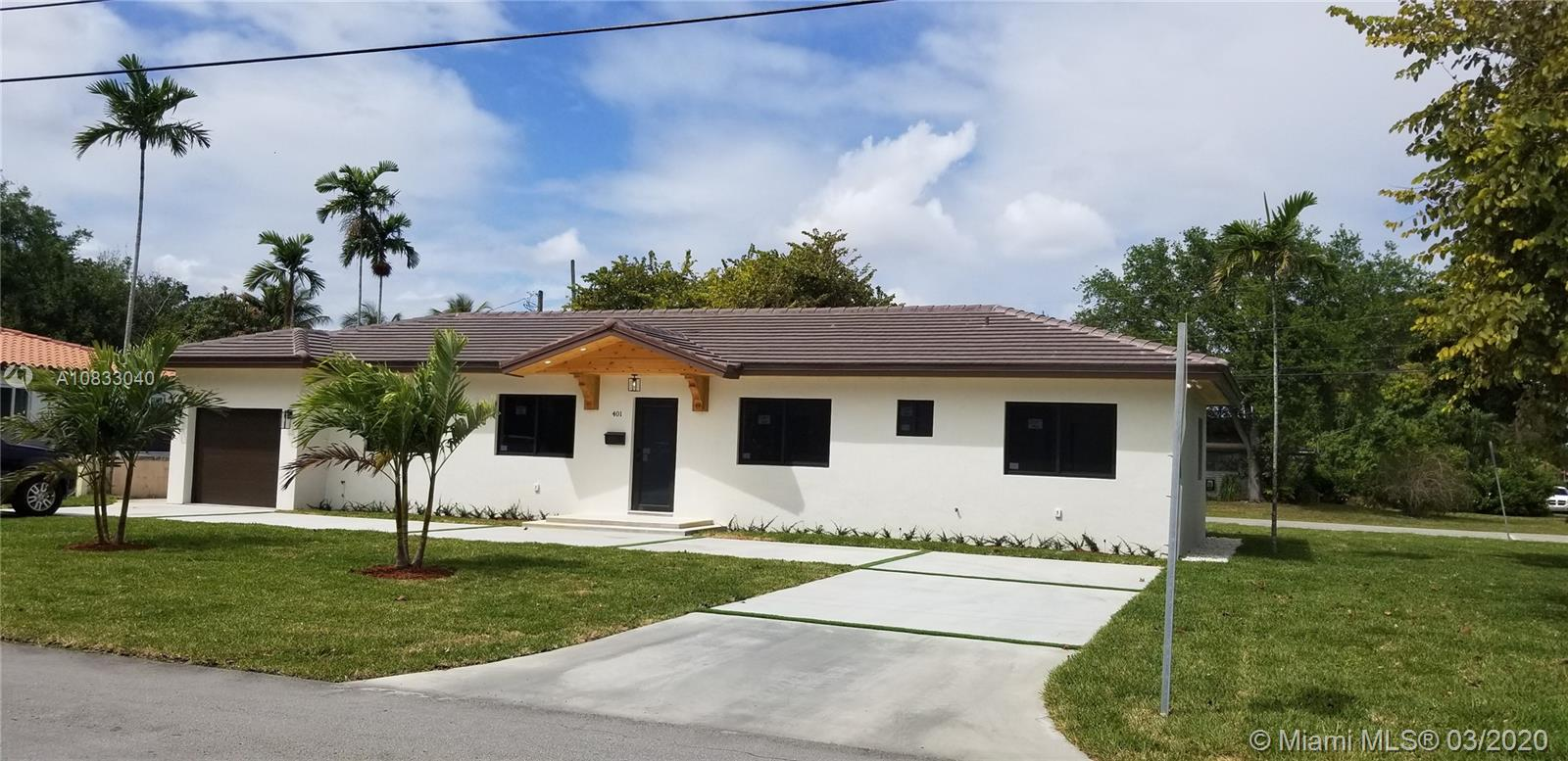 401  Hunting Lodge Dr  For Sale A10833040, FL