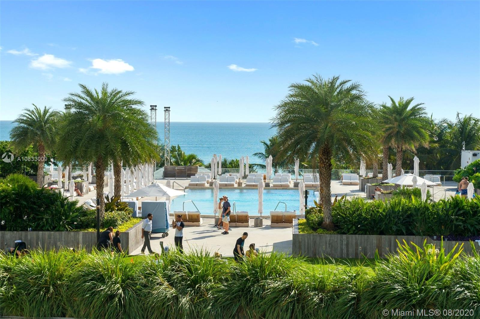 2301  Collins Ave #338 For Sale A10833009, FL