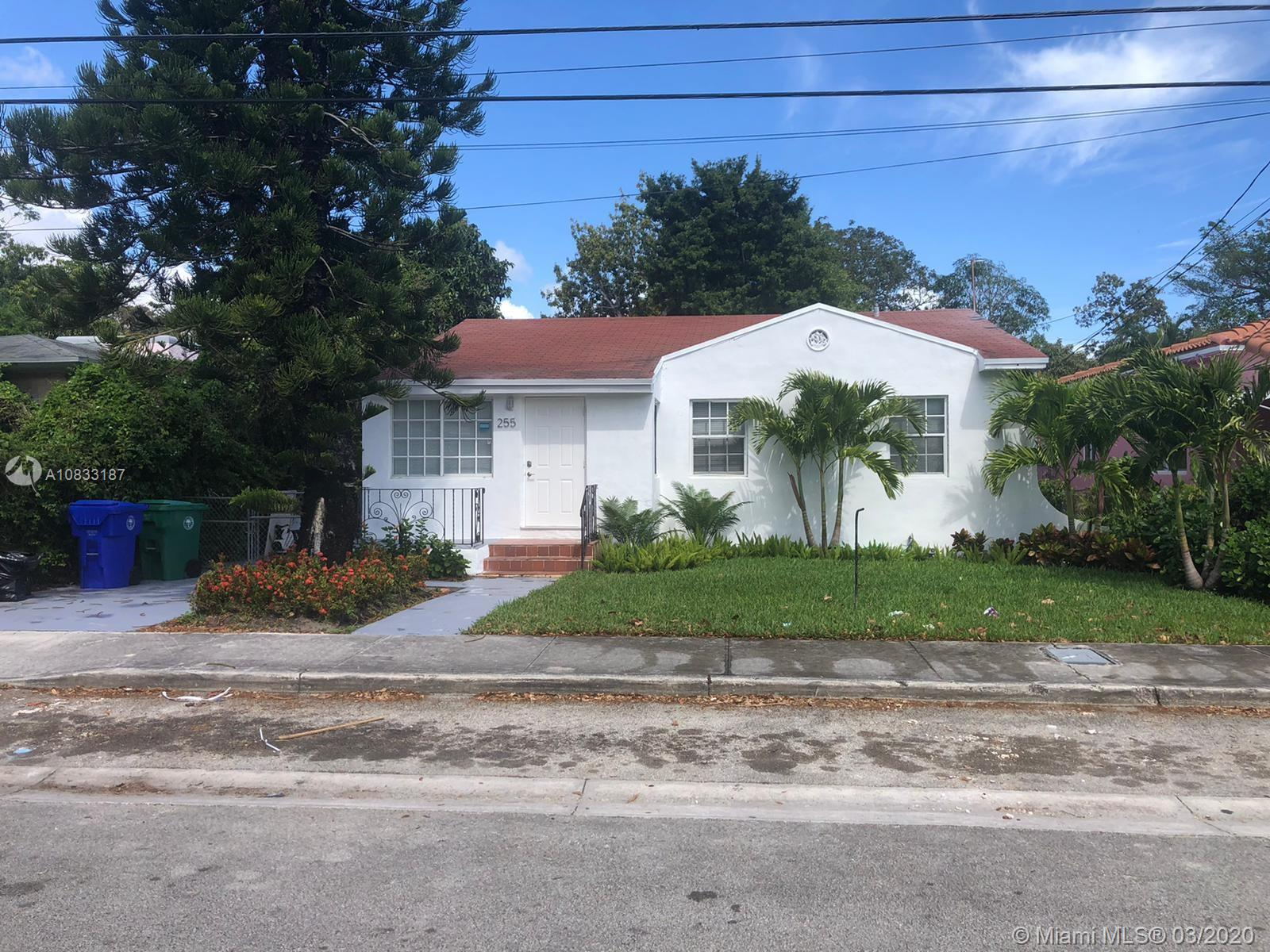 255 NW 50th St  For Sale A10833187, FL