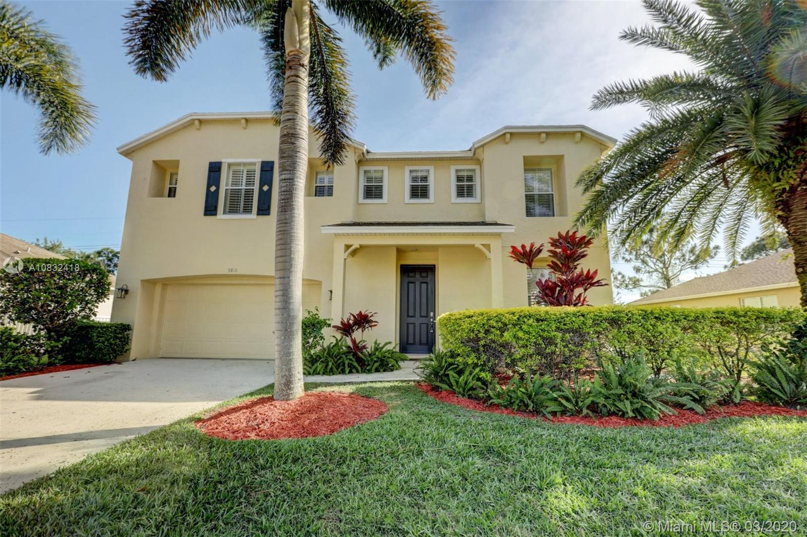 5816 NW Windy Pines Ln, Port St. Lucie, FL 34986