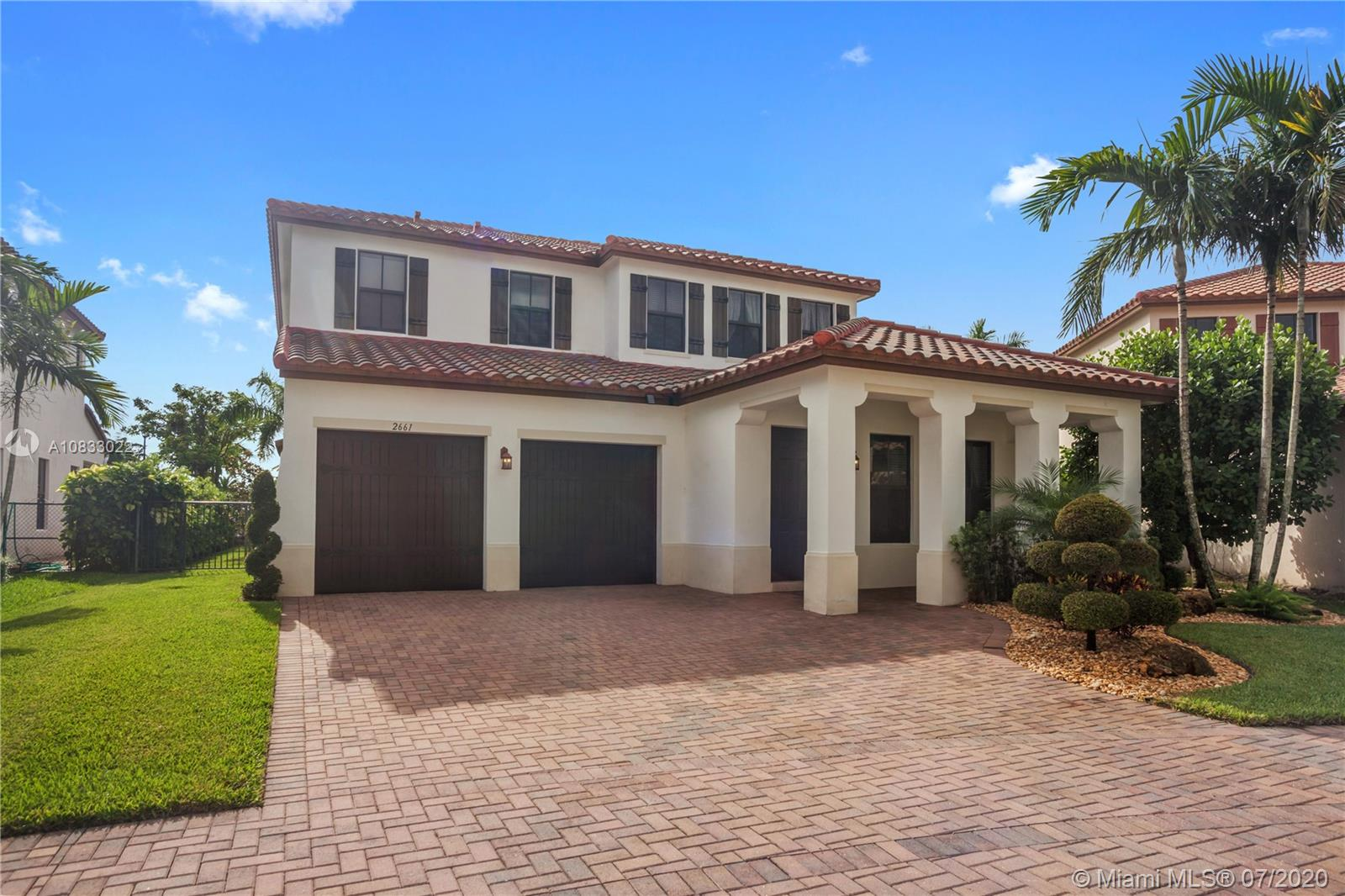 2661 NW 83rd Ter  For Sale A10833022, FL
