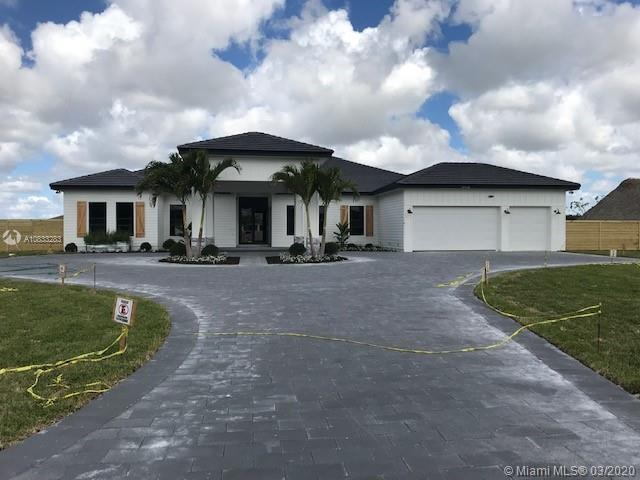 17001 SW 281st St  For Sale A10833283, FL