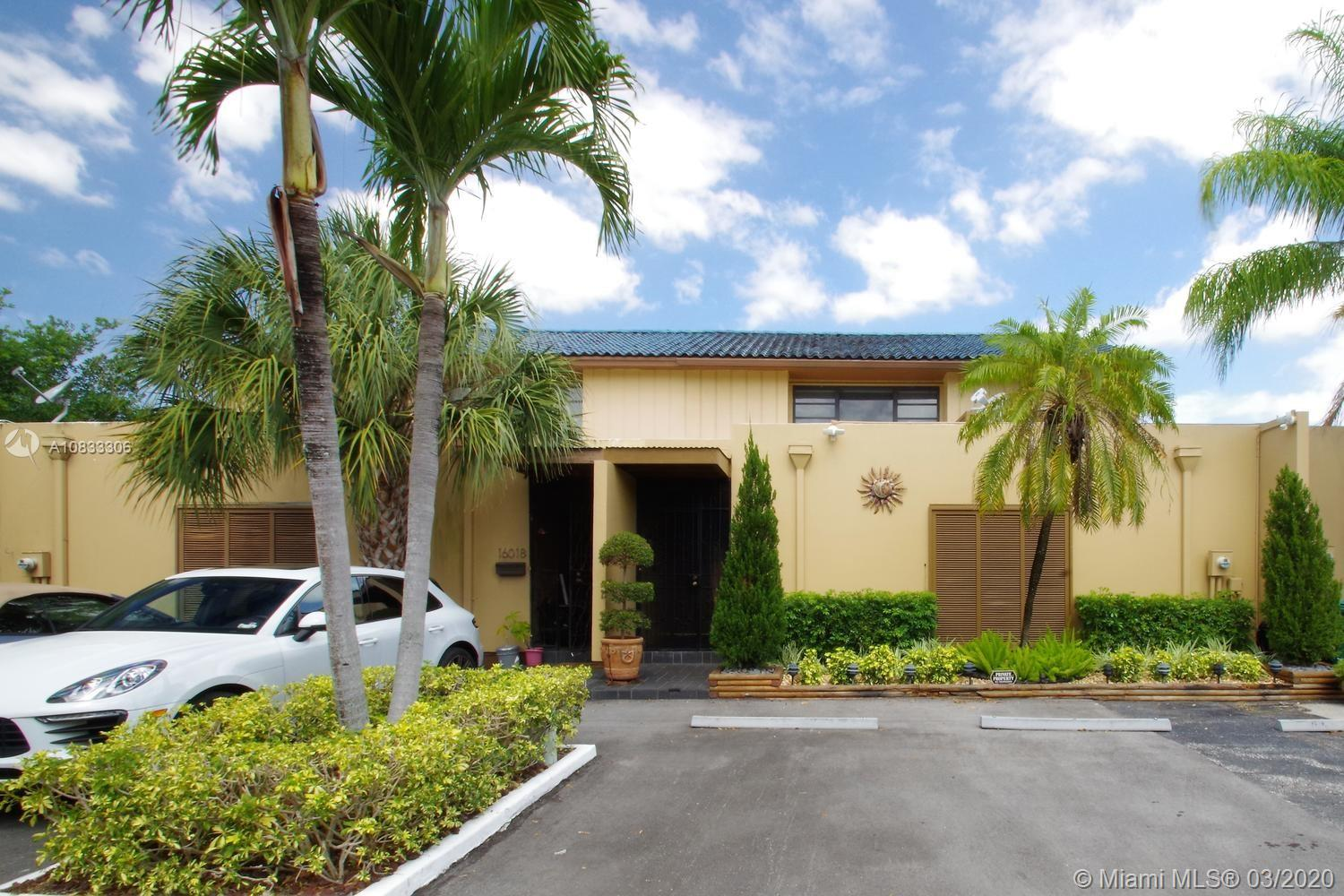 Great opportunity to own this spacious townhome with fantastic floor plan in Miami Lakes,Serine lake off of the back patio, close to GREAT SCHOOLS, parks, shopping and dining.