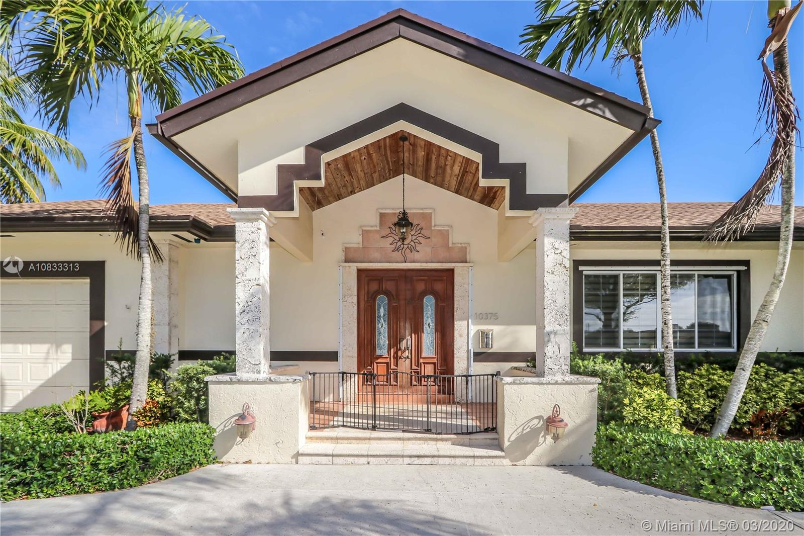 10375 SW 111th St  For Sale A10833313, FL