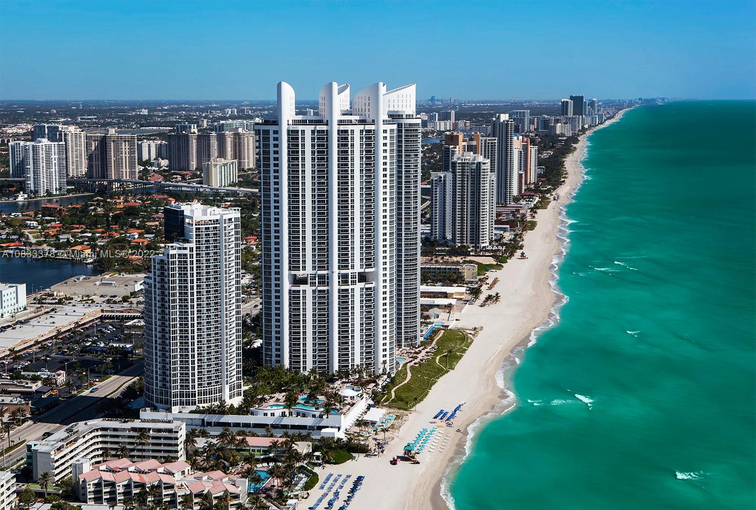 18001  Collins Ave #1810 For Sale A10833378, FL