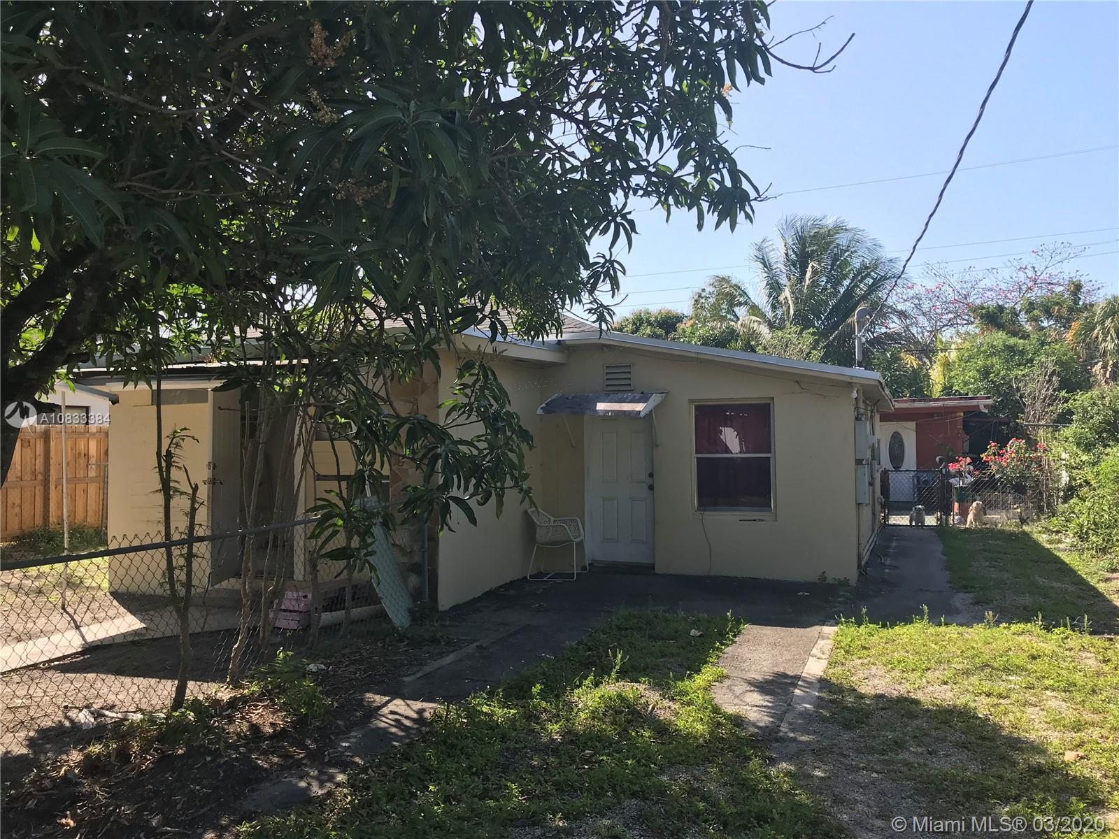 734 NW 116th Ter  For Sale A10833384, FL