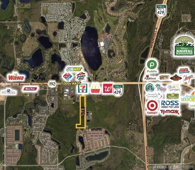 Secret Lake Dr, Kissimmee, FL 34747