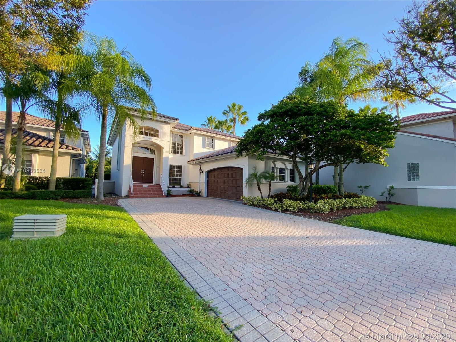 4425 NW 93rd Doral Ct  For Sale A10833534, FL