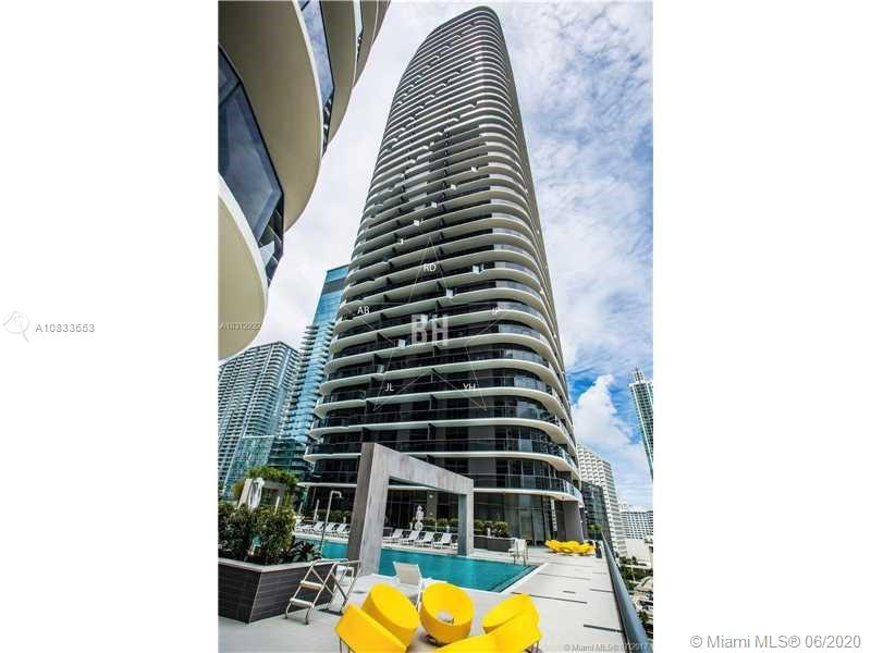 55 SW 9th St #3610 For Sale A10833653, FL
