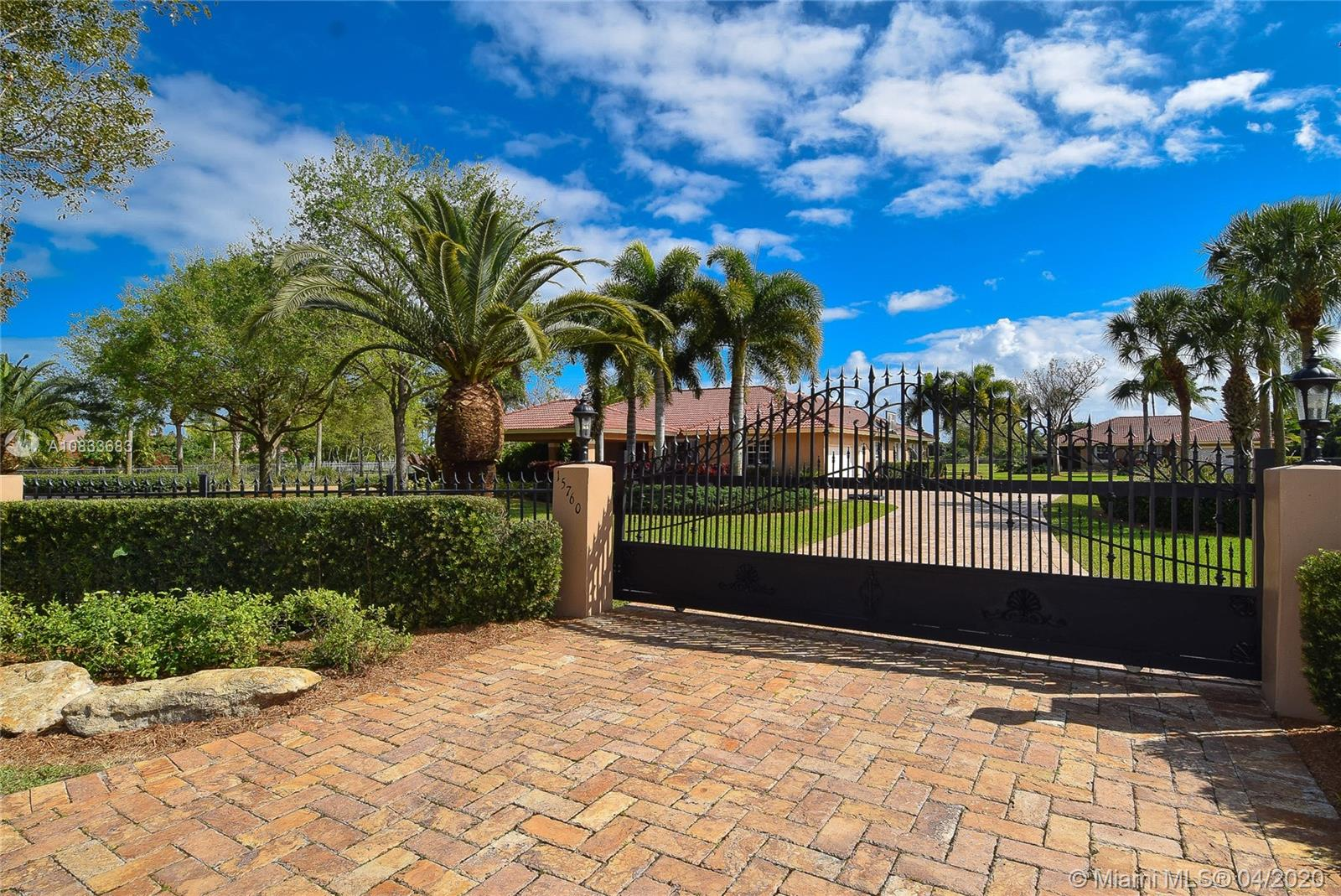 15760 SW 242nd St  For Sale A10833683, FL