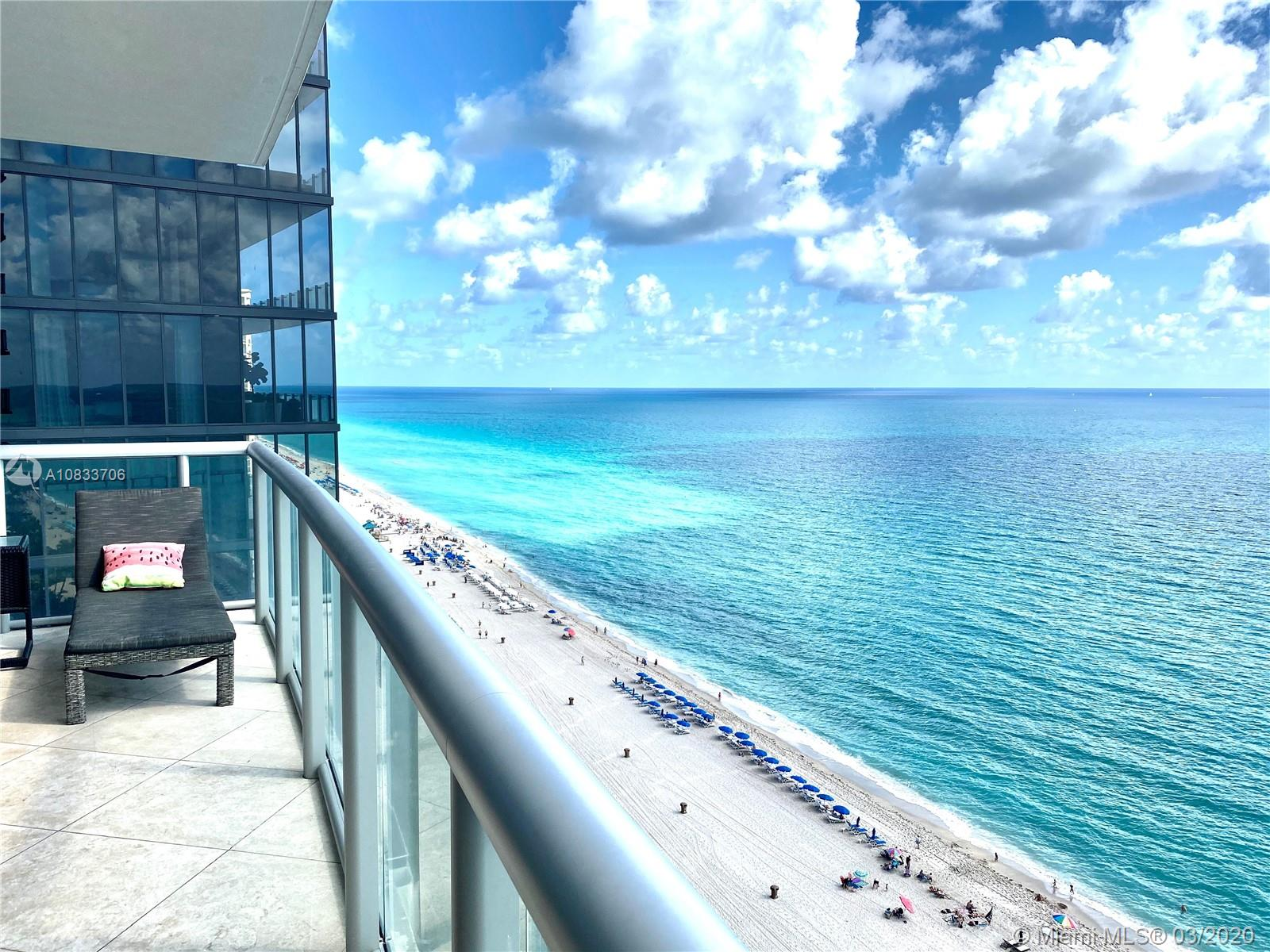 17121  Collins Ave #1907 For Sale A10833706, FL