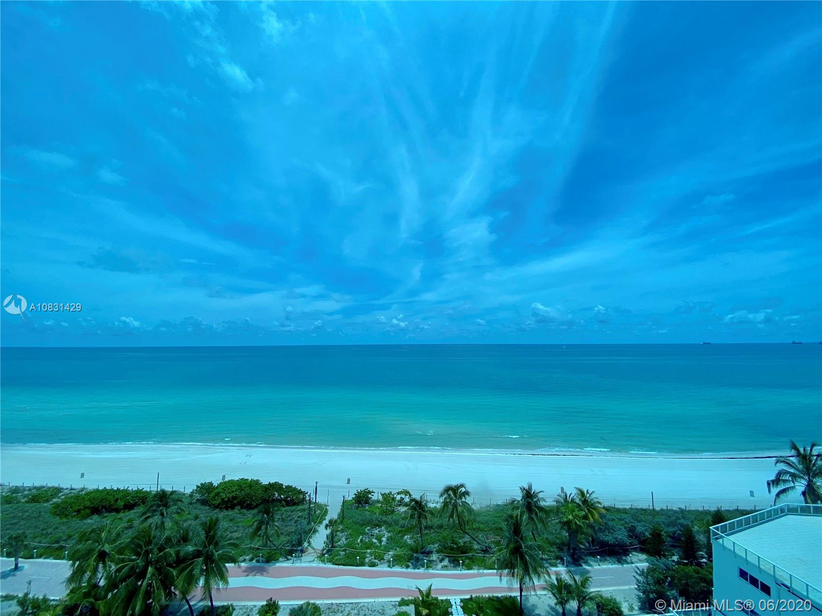 5445  Collins Ave #932 For Sale A10831429, FL