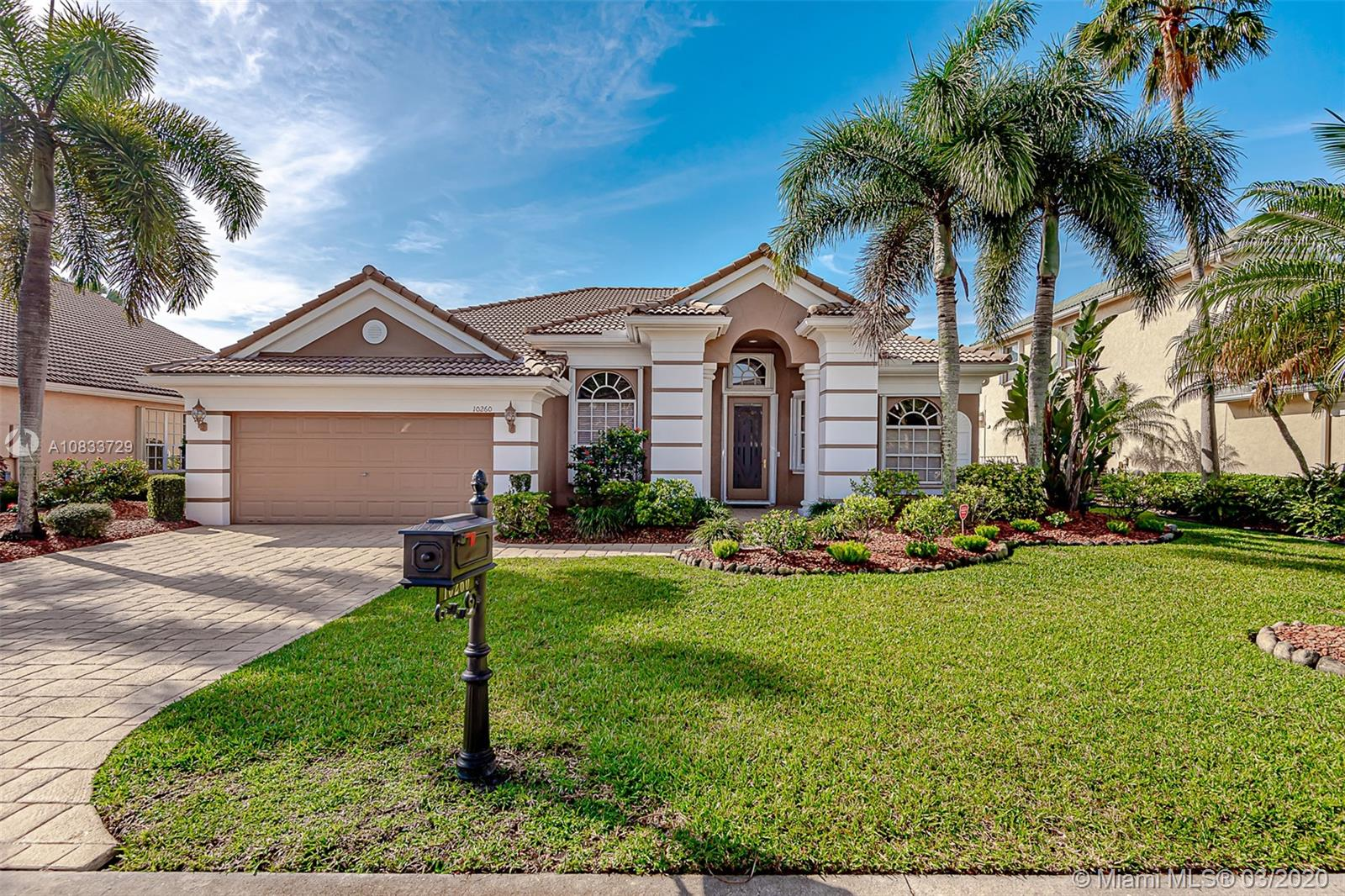 10260 NW 60th Place  For Sale A10833729, FL